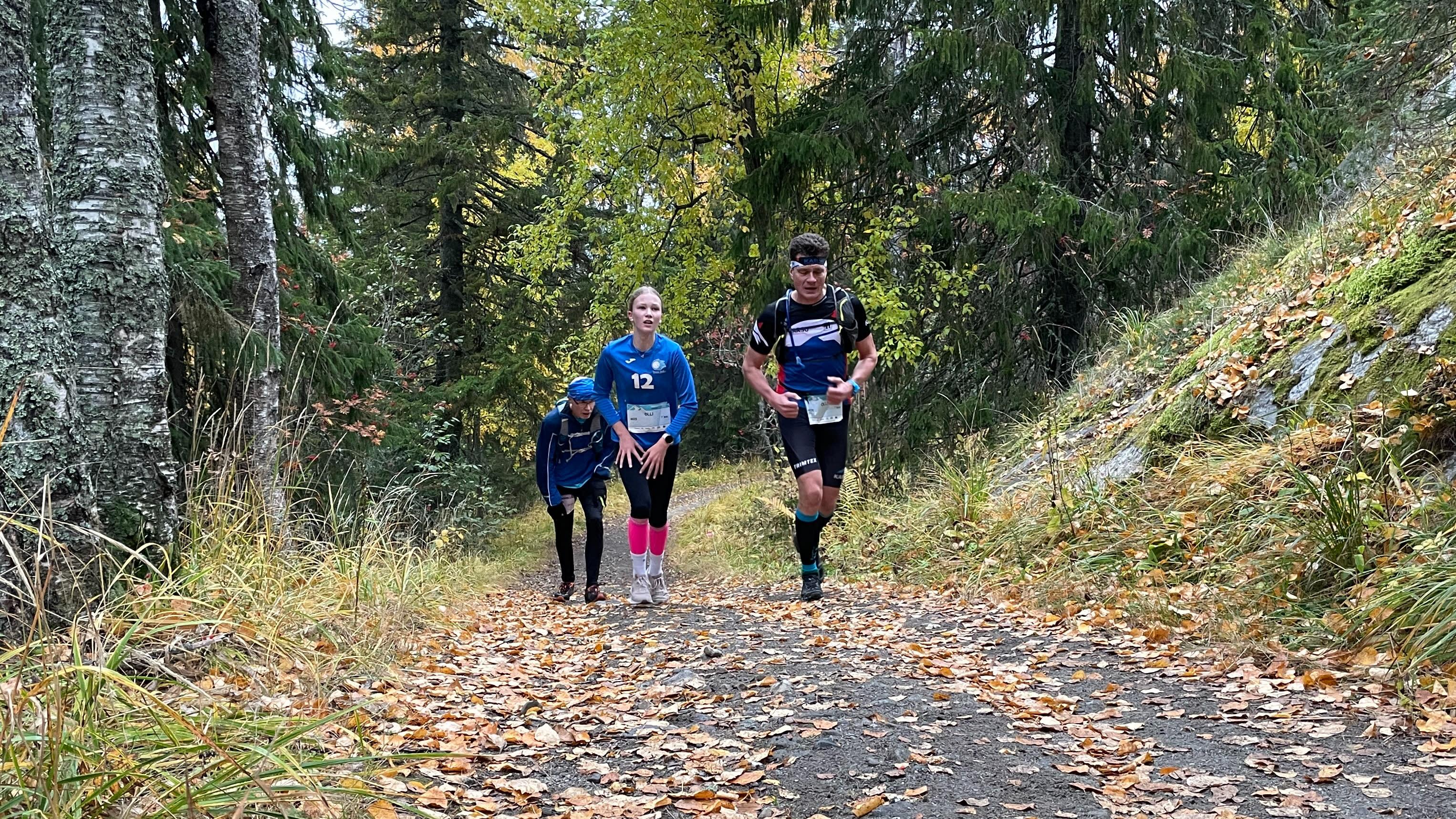 Neljä seikkaa auttaa siinä, ettei Vaarojen Maratonin 1 200 polkujuoksijasta jää maastoon pysyvää muistoa