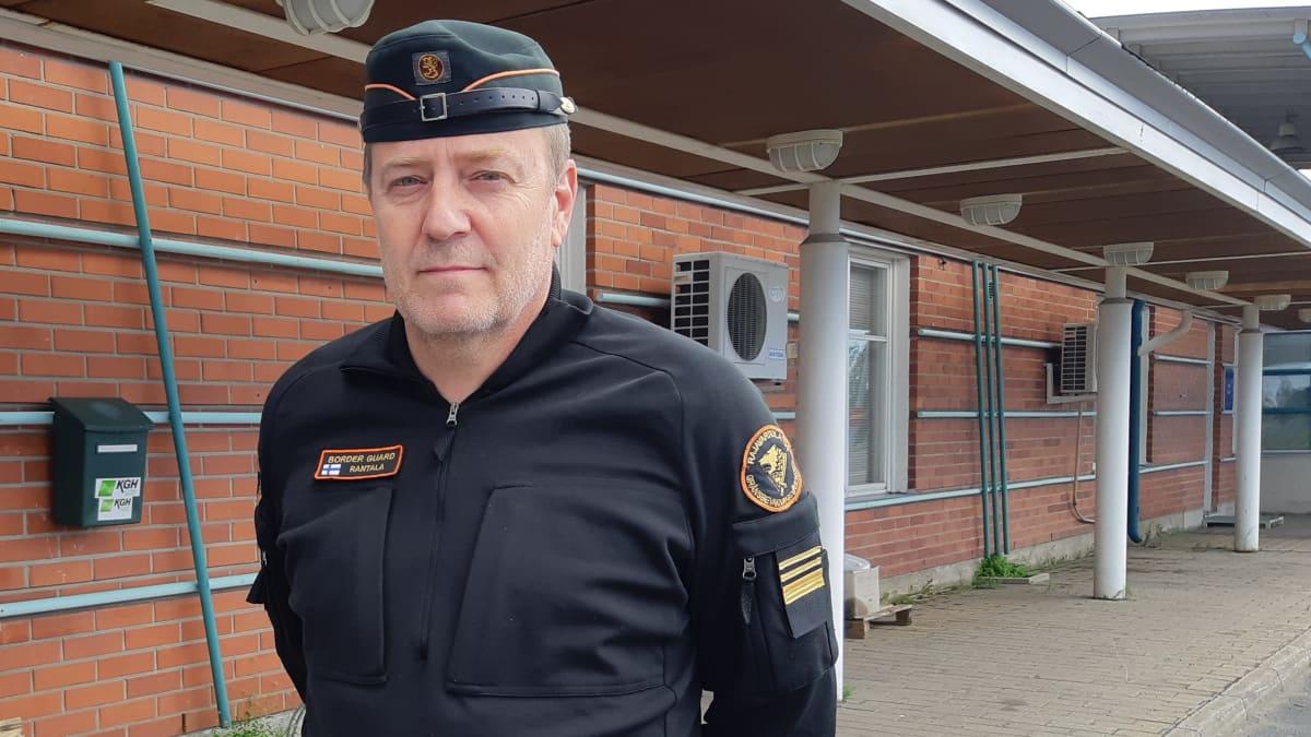 Yliluutnantti Jari Rantala