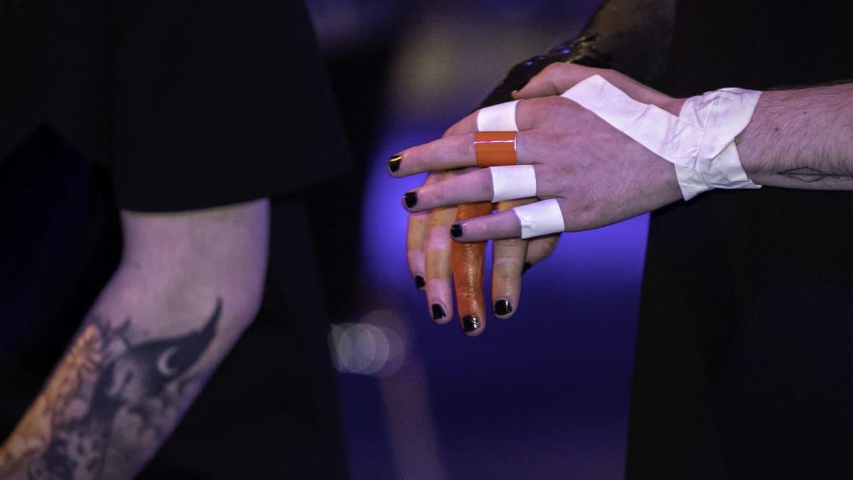 Blind Channel euroviisuissa Rotterdamissa