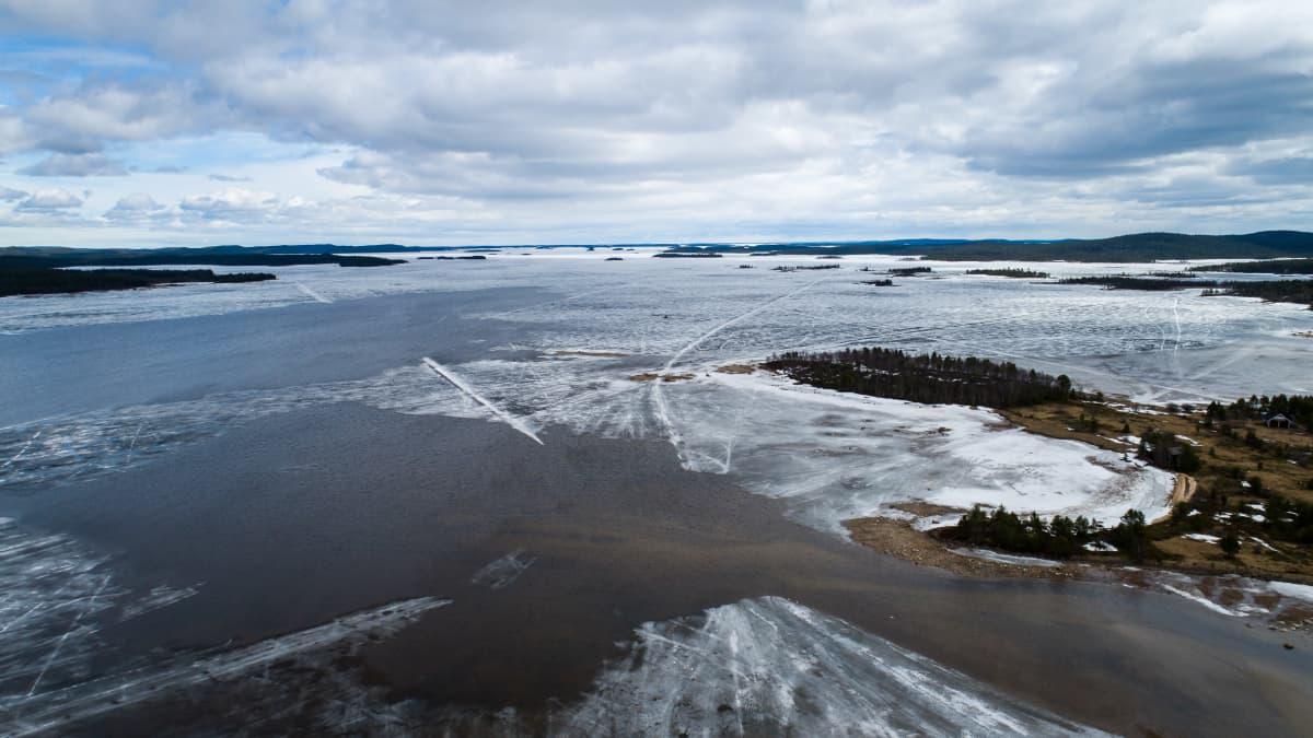 Inarijärvi, Inari, 29.5.2020
