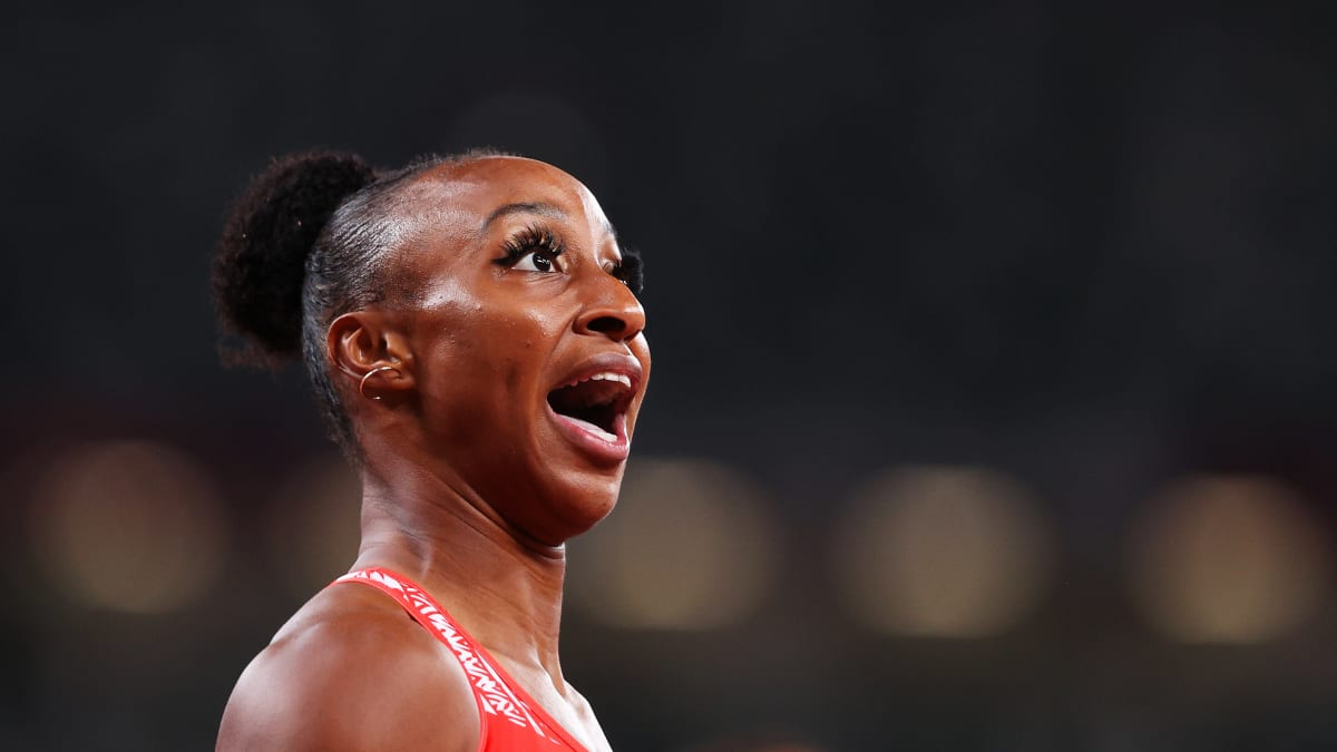 Naisten 100 metrin aidat: Välierissä hurjaa menoa – Camacho-Quinn aitoi olympiaennätyksen!