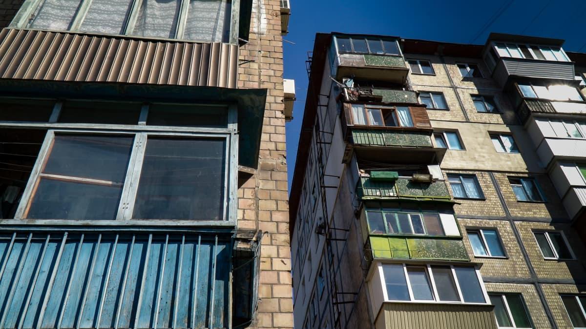 Keroostaloja Kiovassa