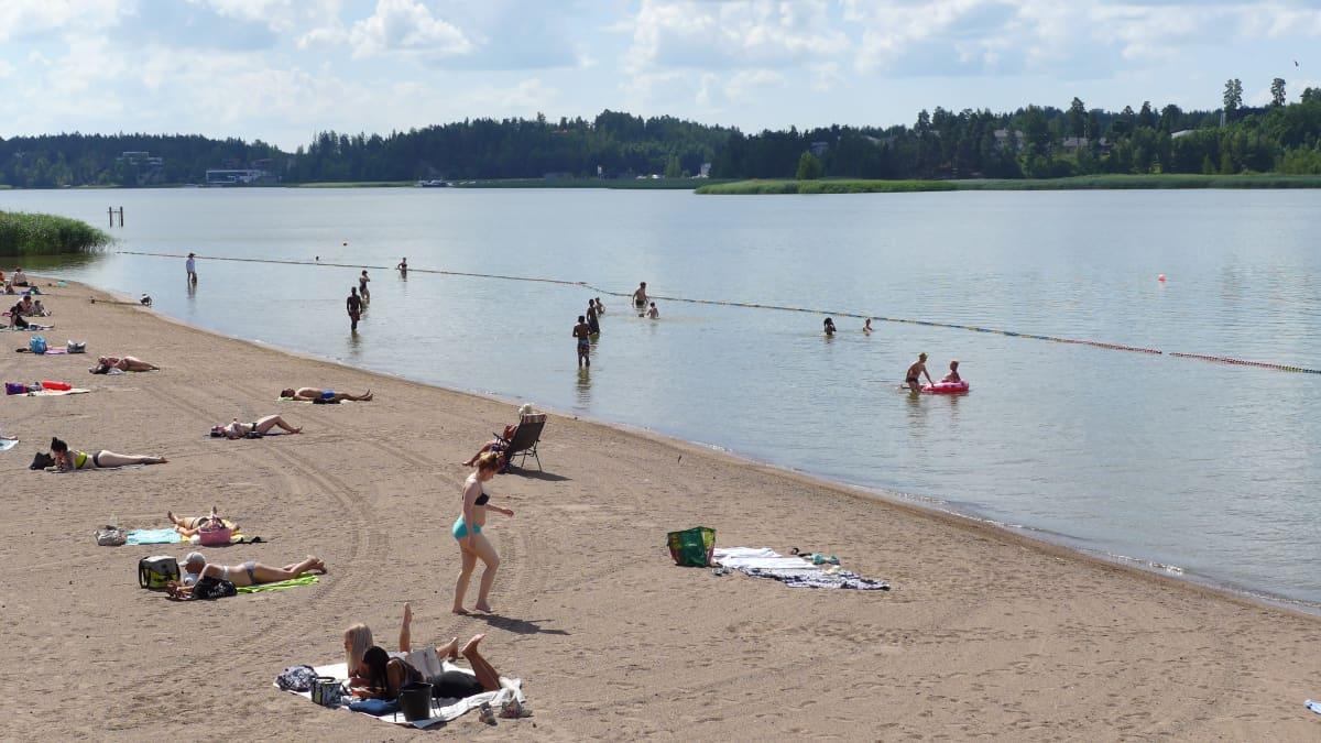Turun Ispoisten uimaranta