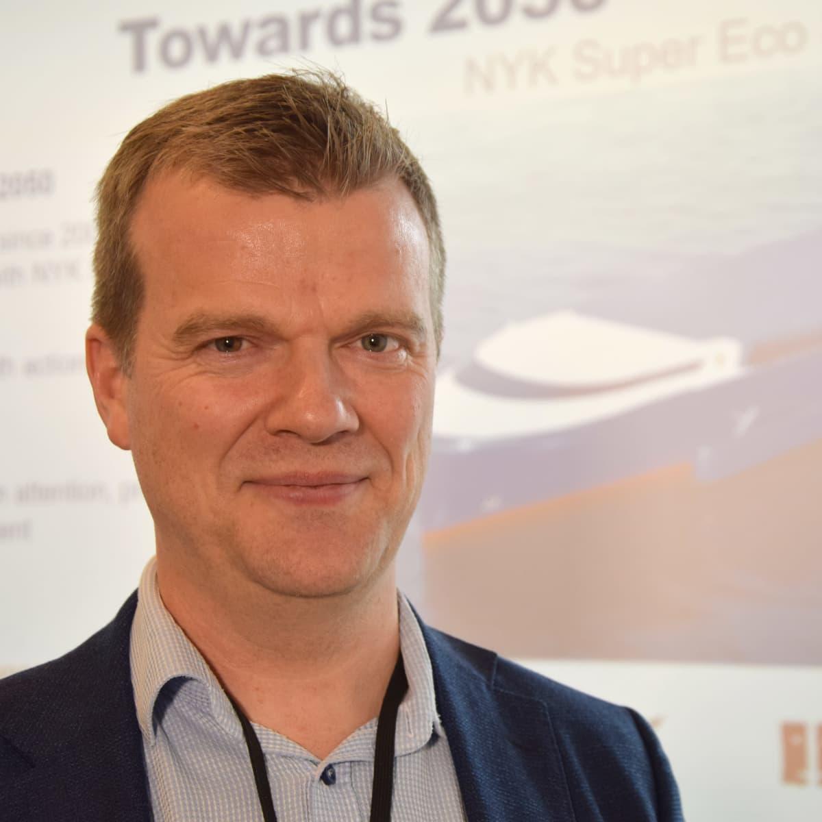 Elomaticin senior consultant Tomas Aminoff