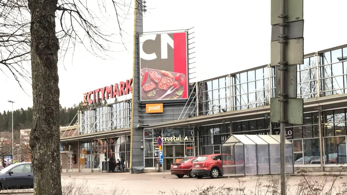 K-Citymarket Paavola Lahdessa
