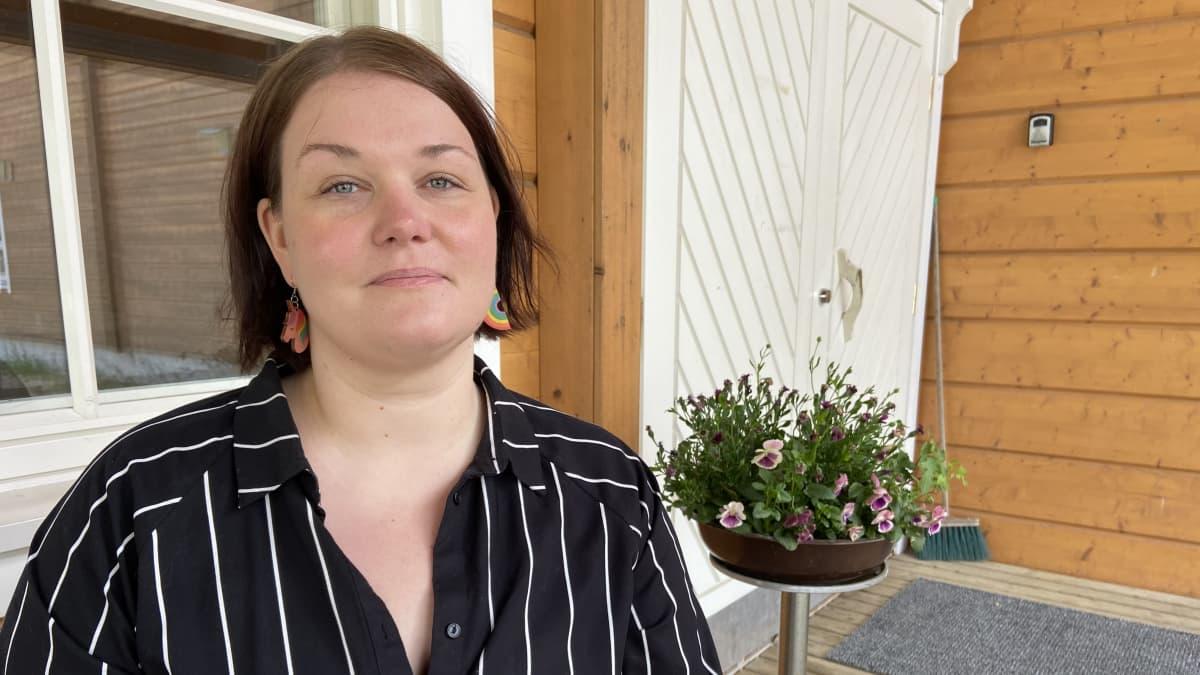 Jenni Kuisti, uusi vihreä valtuutettu Alajärvellä