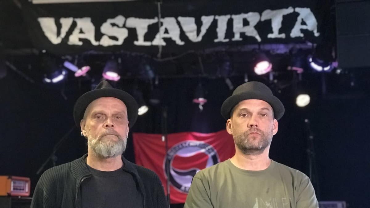 Punk-piirejä ravisteleva häirintäkohu puhuttaa Tampereella