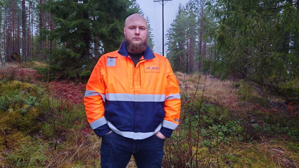 Elveran verkostomestari Sami Valtanen