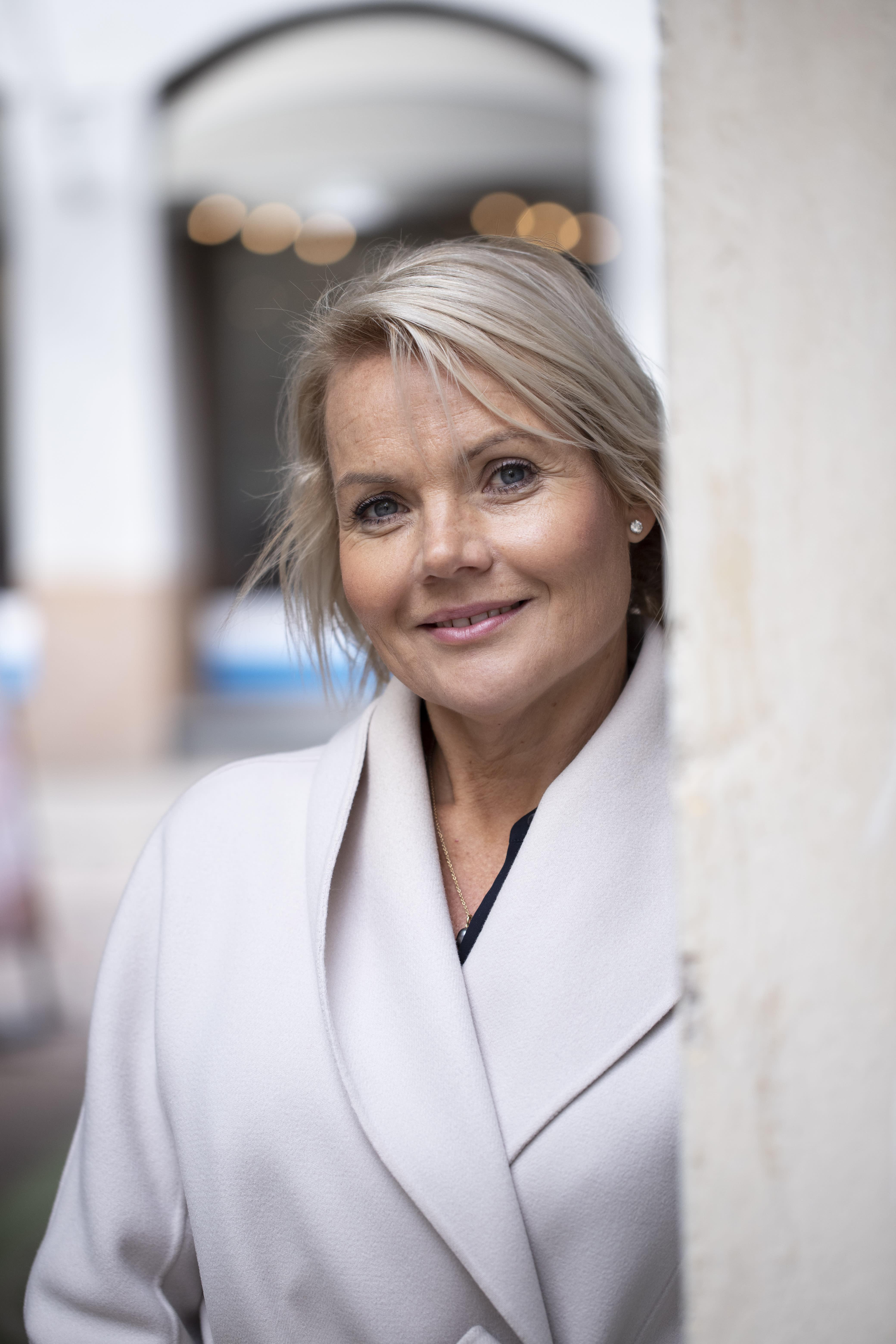 Tina Tillander, toimitusjohtaja, Atelier Torbjörn Tillander