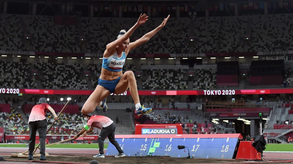 Mitä draamaa! Kristiina Mäkelä olympiafinaaliin, Senni Salminen putosi viimeisenä