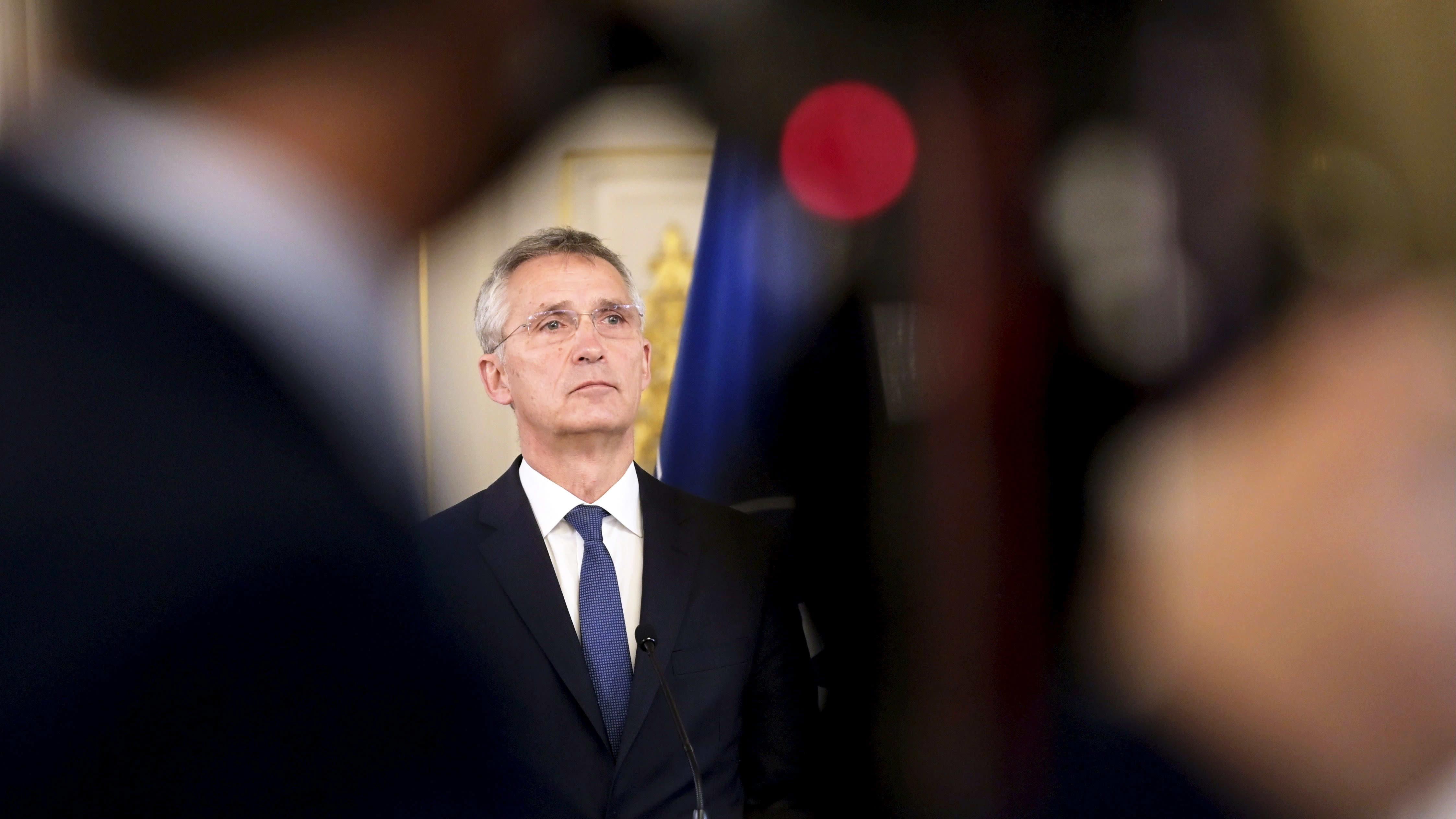 Naton pääsihteeri Jens Stoltenberg vierailee Suomessa