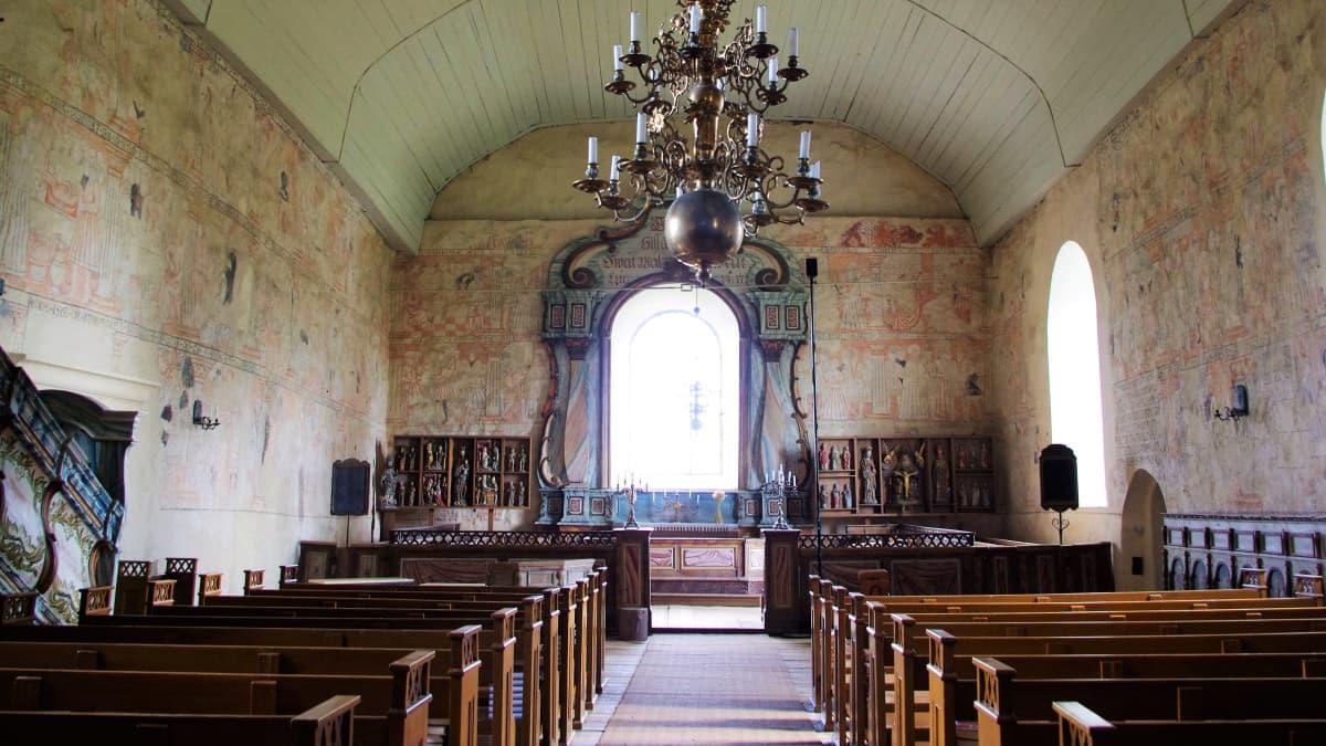 Isonkyrön vanha kirkko