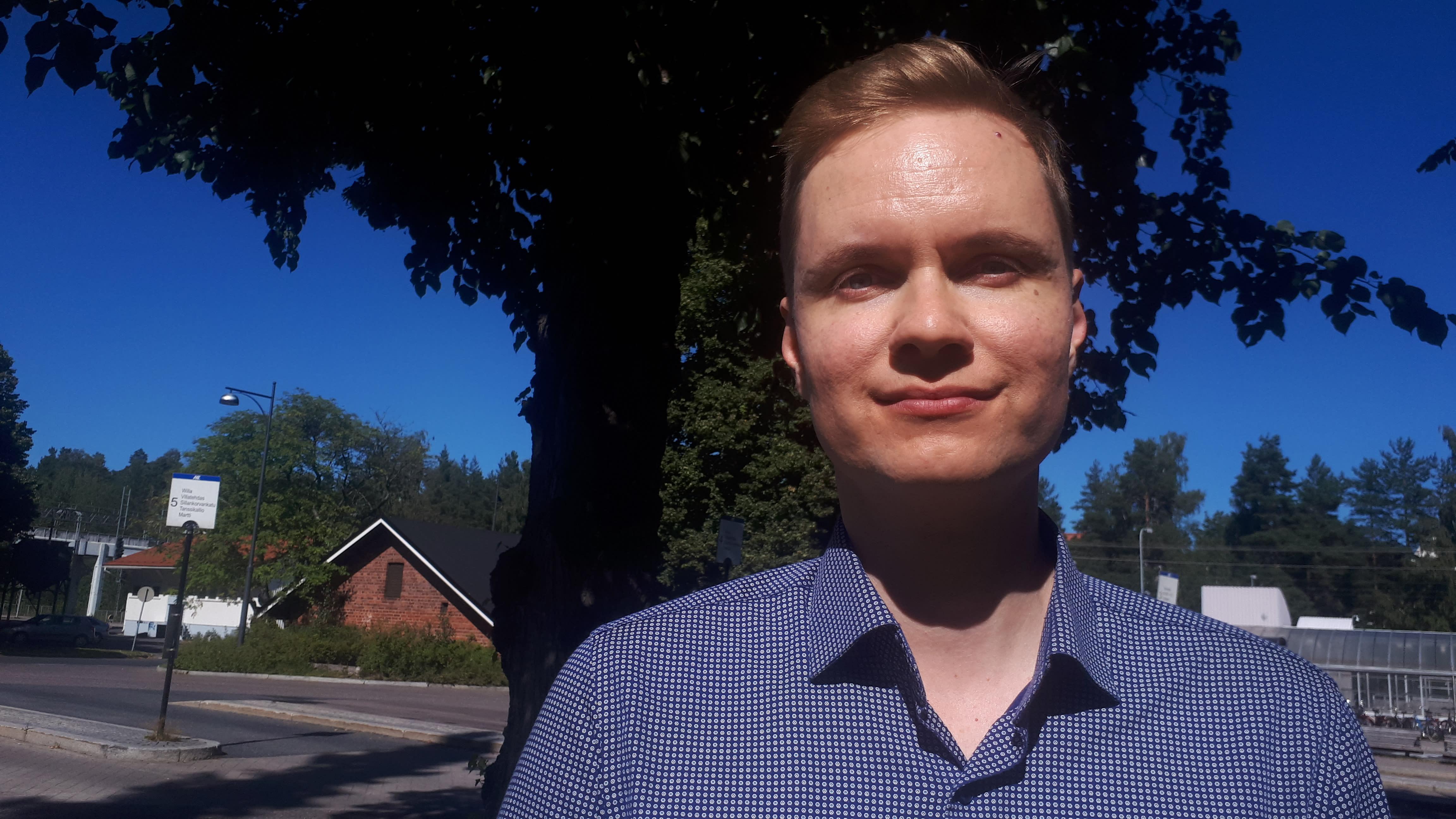 Juha Beurling-Pomoell