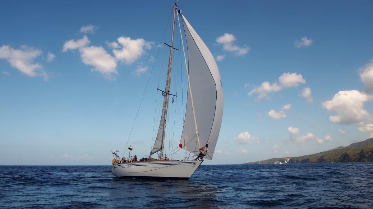 Tokka-Lotta Saint Lucialla