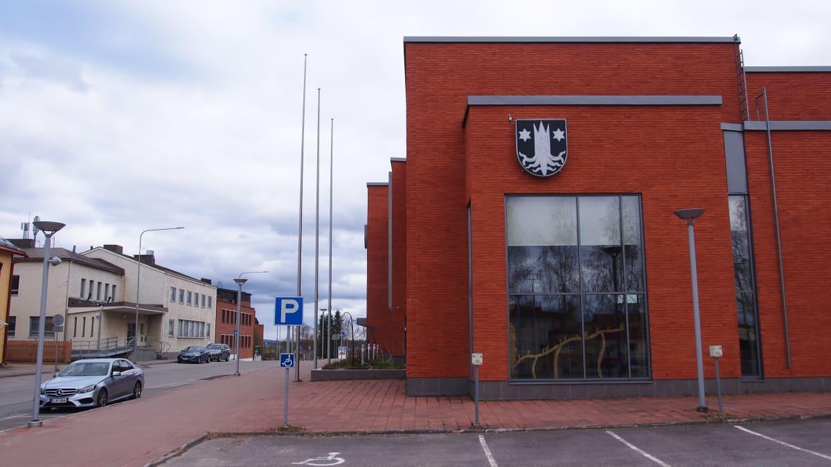 Kemijärven kaupungintalo