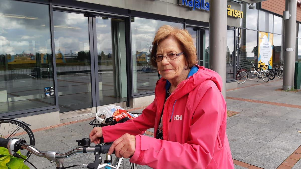 Maritta Hannu Torniosta