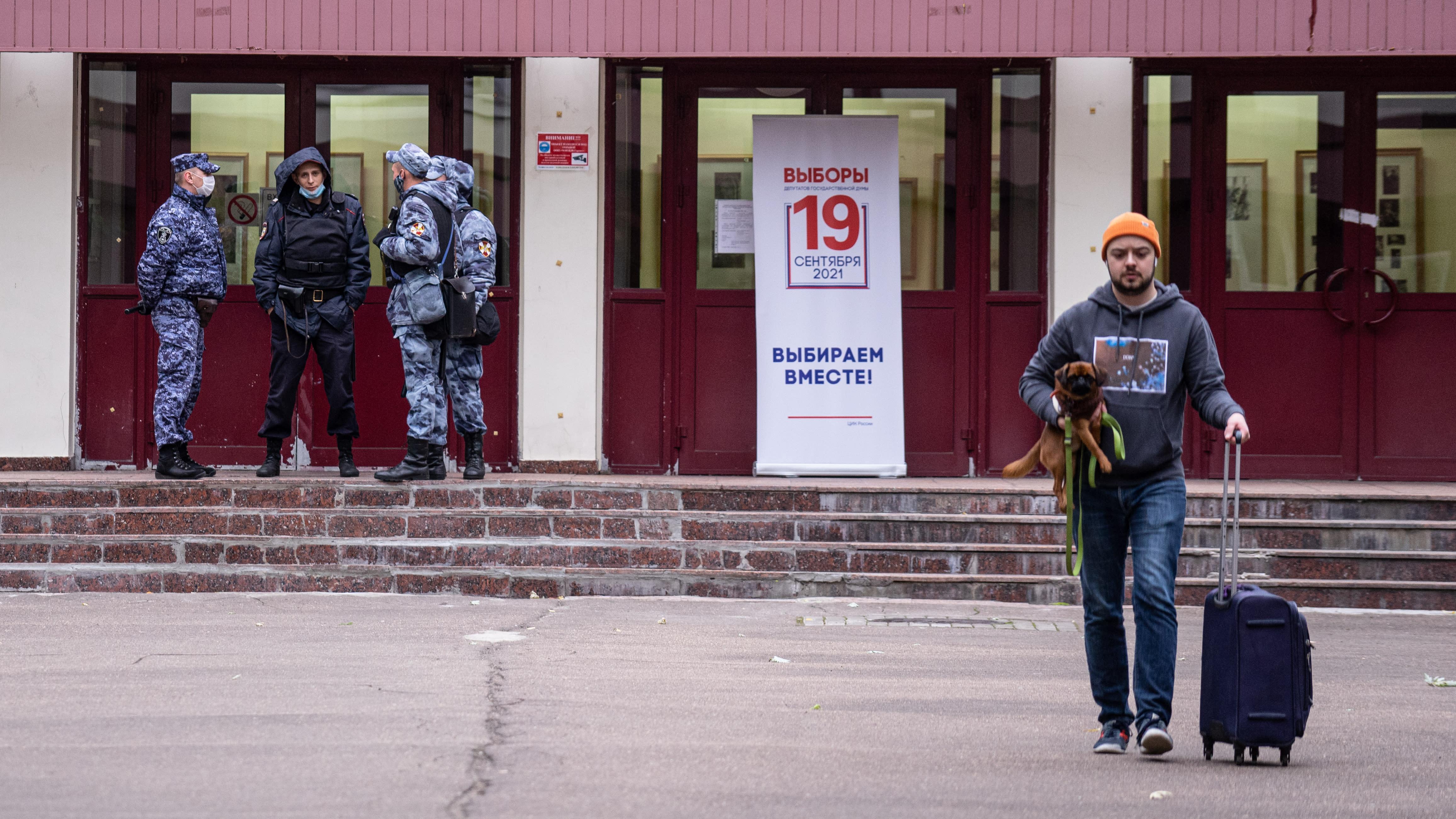 Russian Duma elections