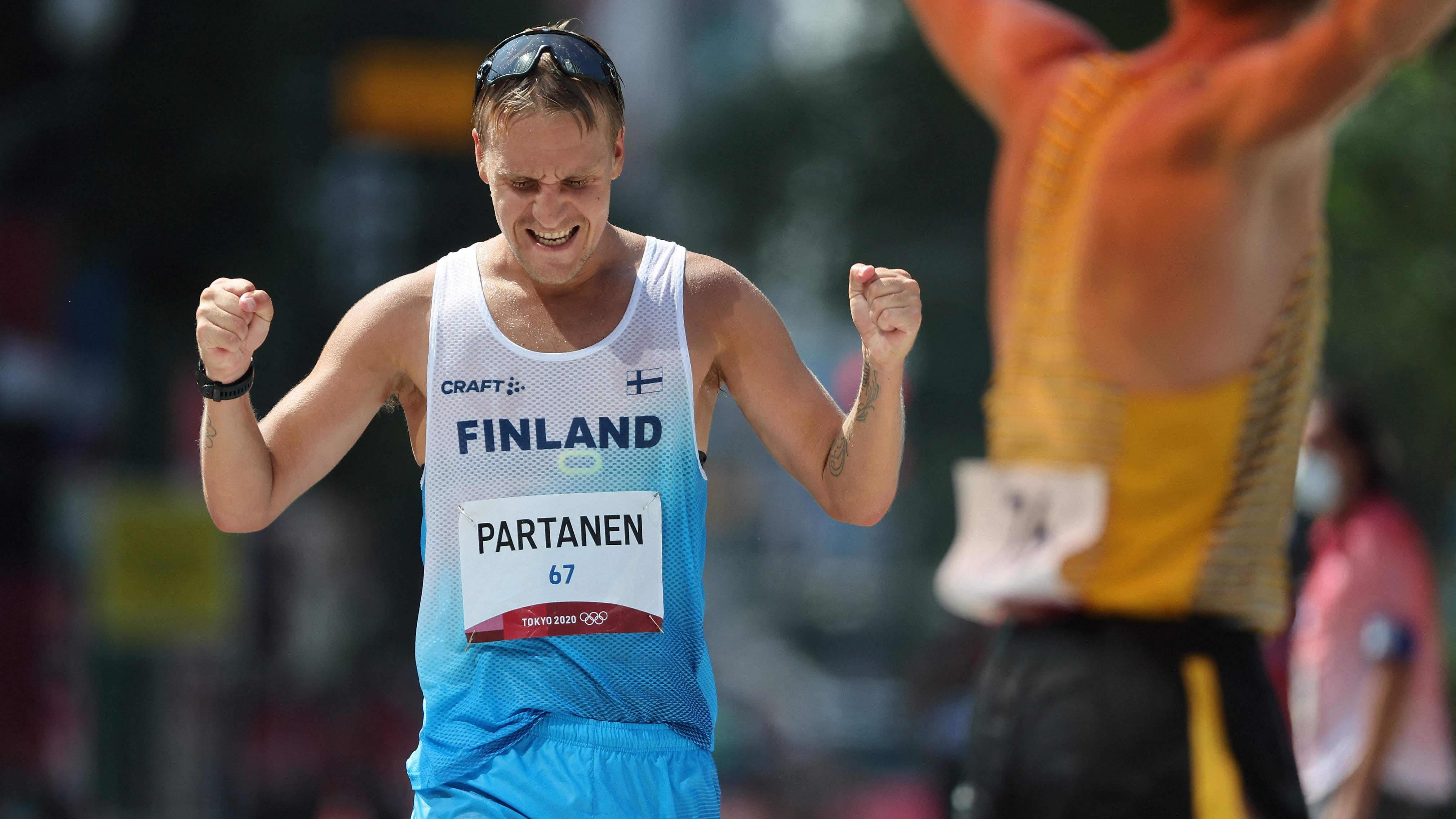 Veli-Matti Partanen, 6.8.2021