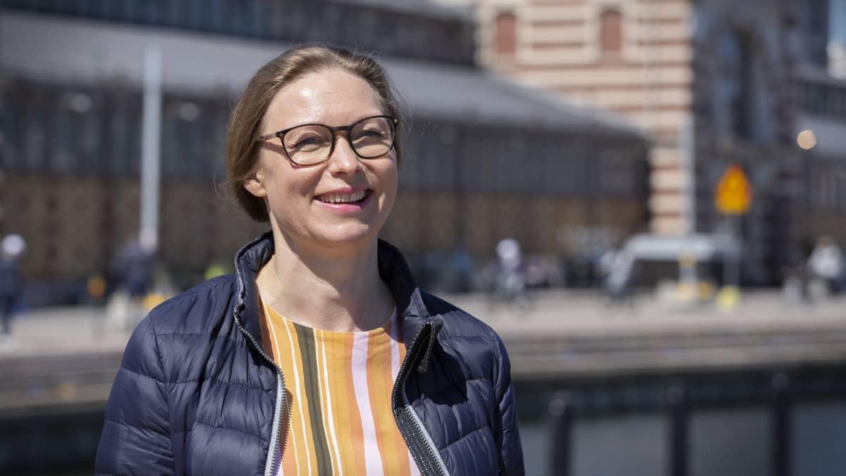 Taina Susiluoto, johtaja, Elinkeinoelämän keskusliitto