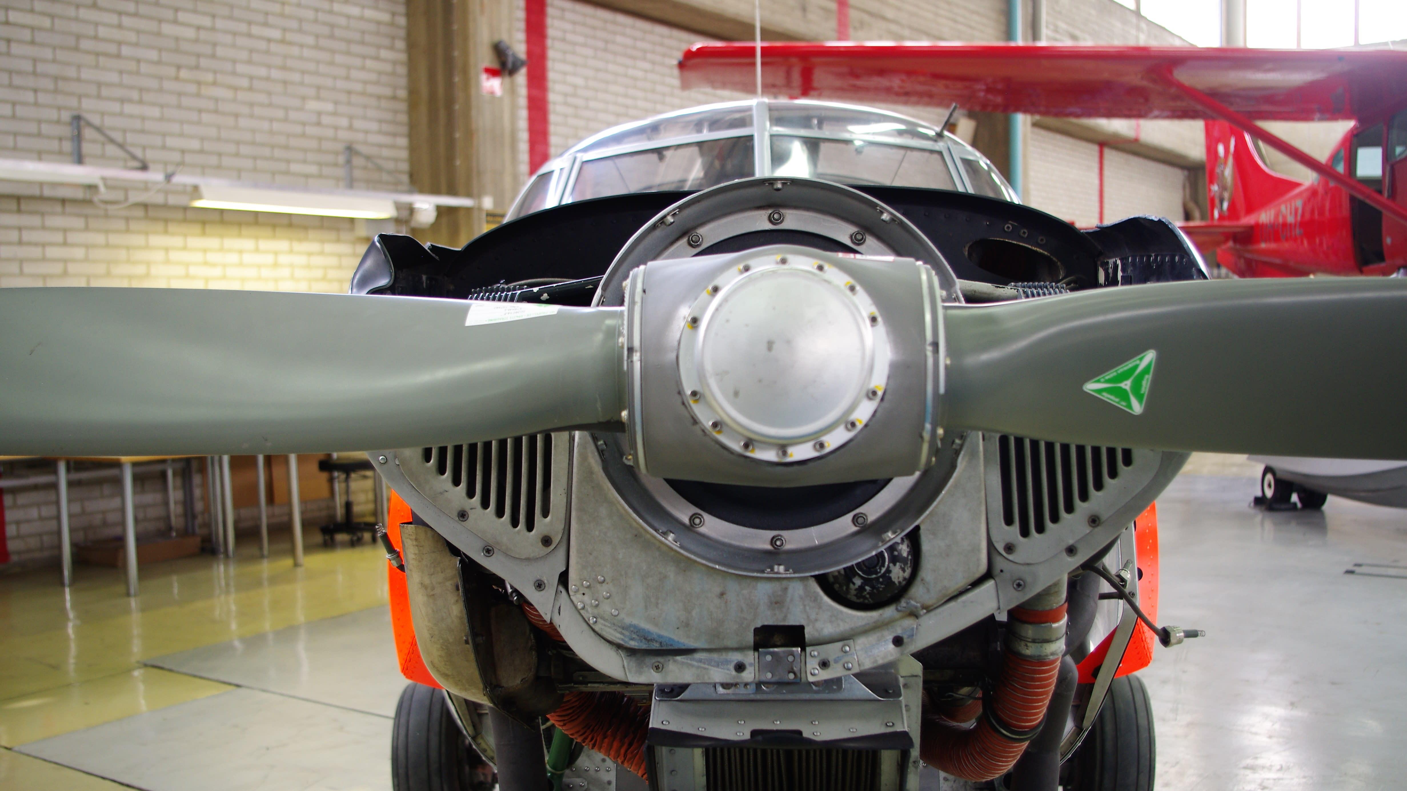 Lentokone Saab Safir