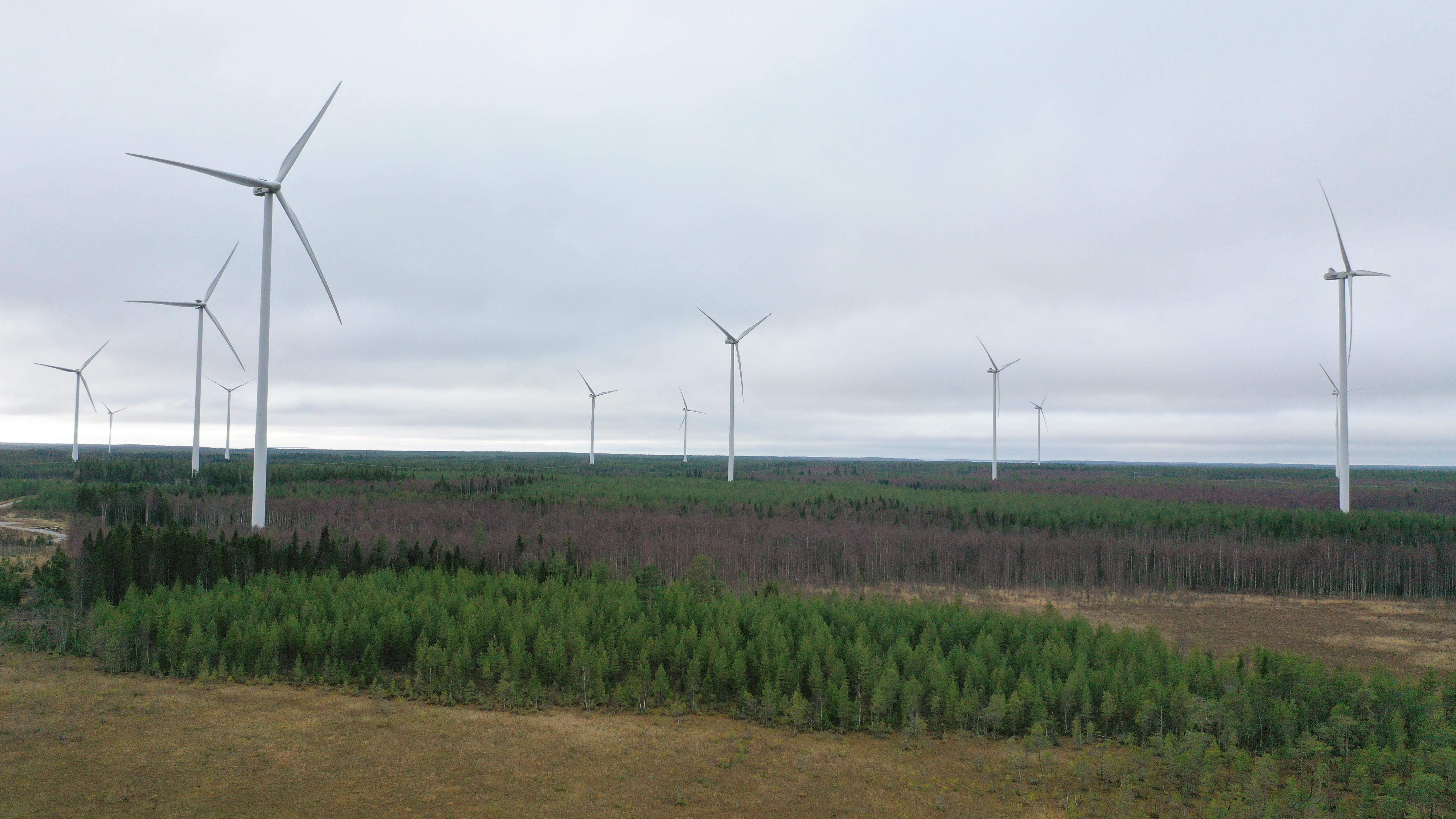 Simon tuulivoimapuisto
