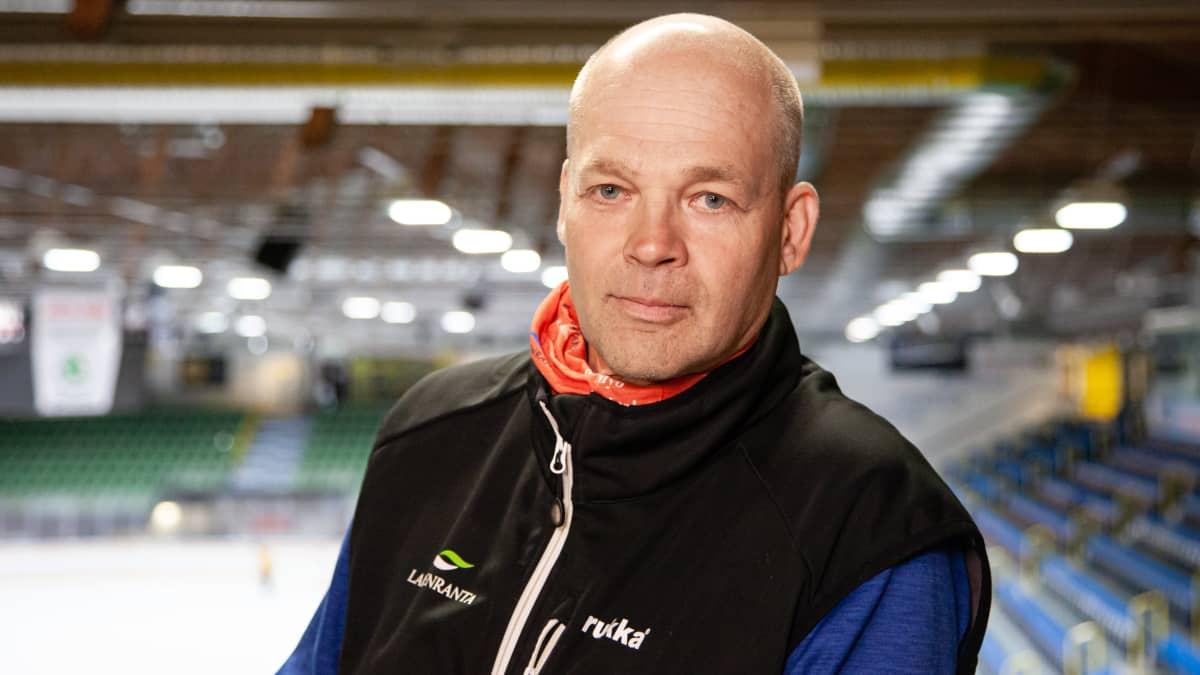 Lappeenrannan kaupungin liikuntajohtaja Pasi Koistinen.