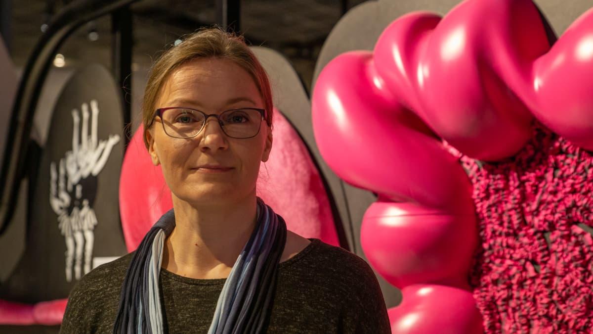 Anne Salonen, mikrobiologian dosentti, Helsingin yliopisto