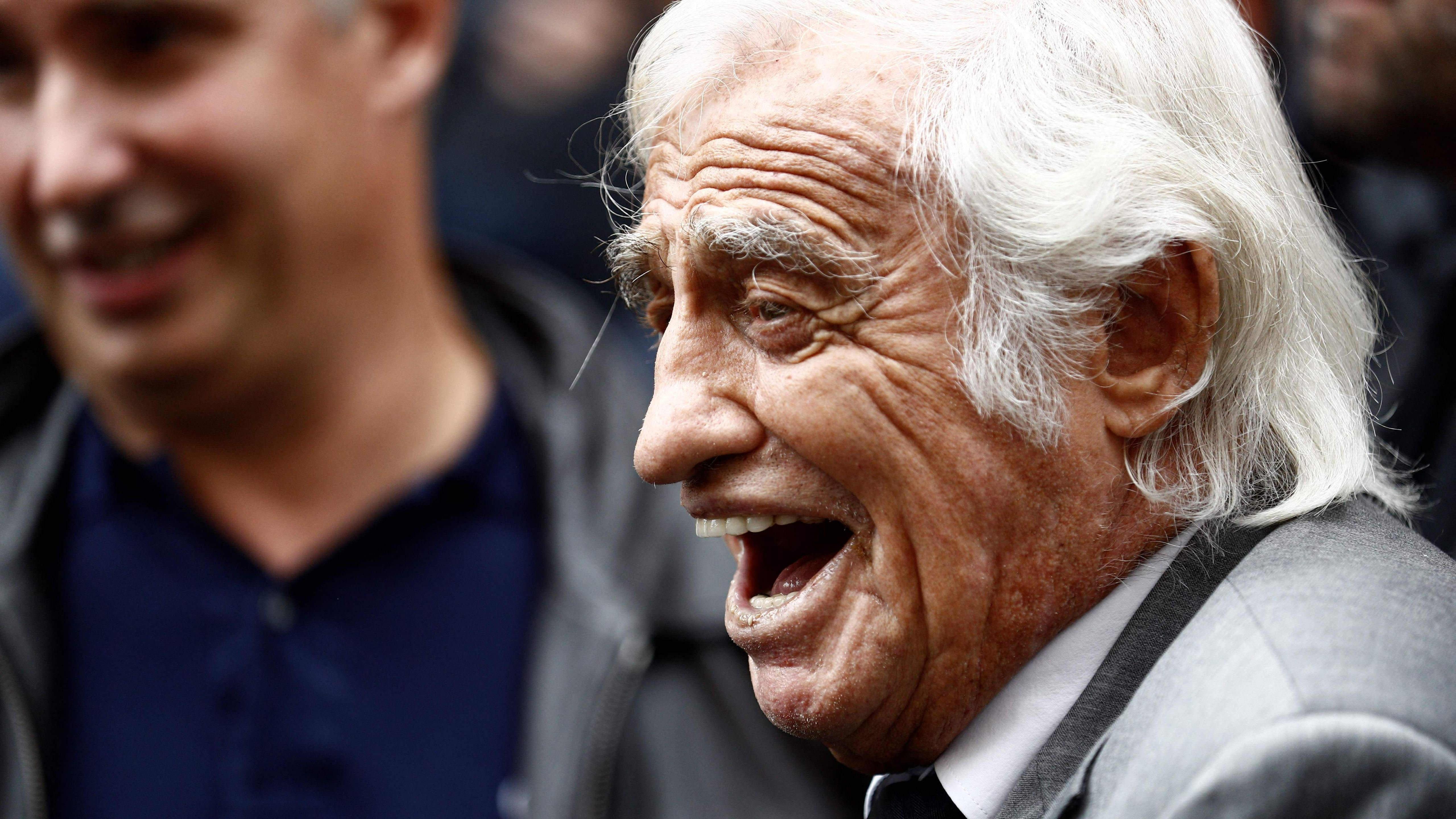 Ranskalainen näyttelijä Jean-Paul Belmondo on kuollut