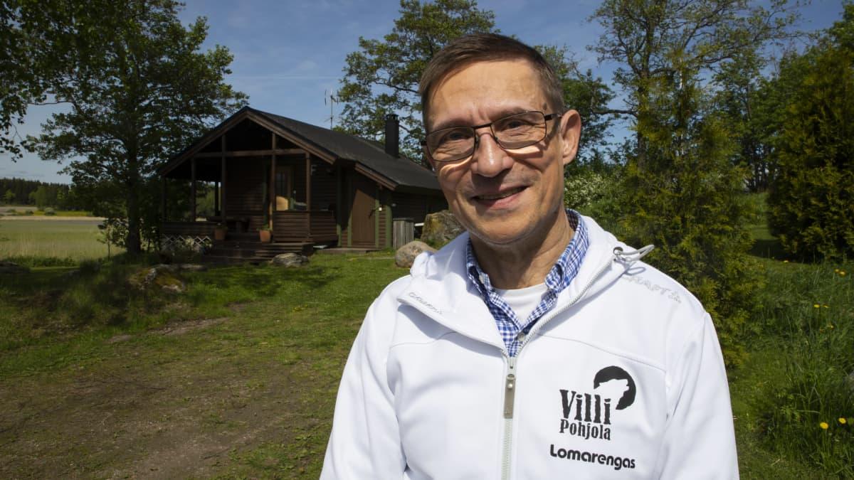 Juha-pekka Olkkola Lomarengas Tj