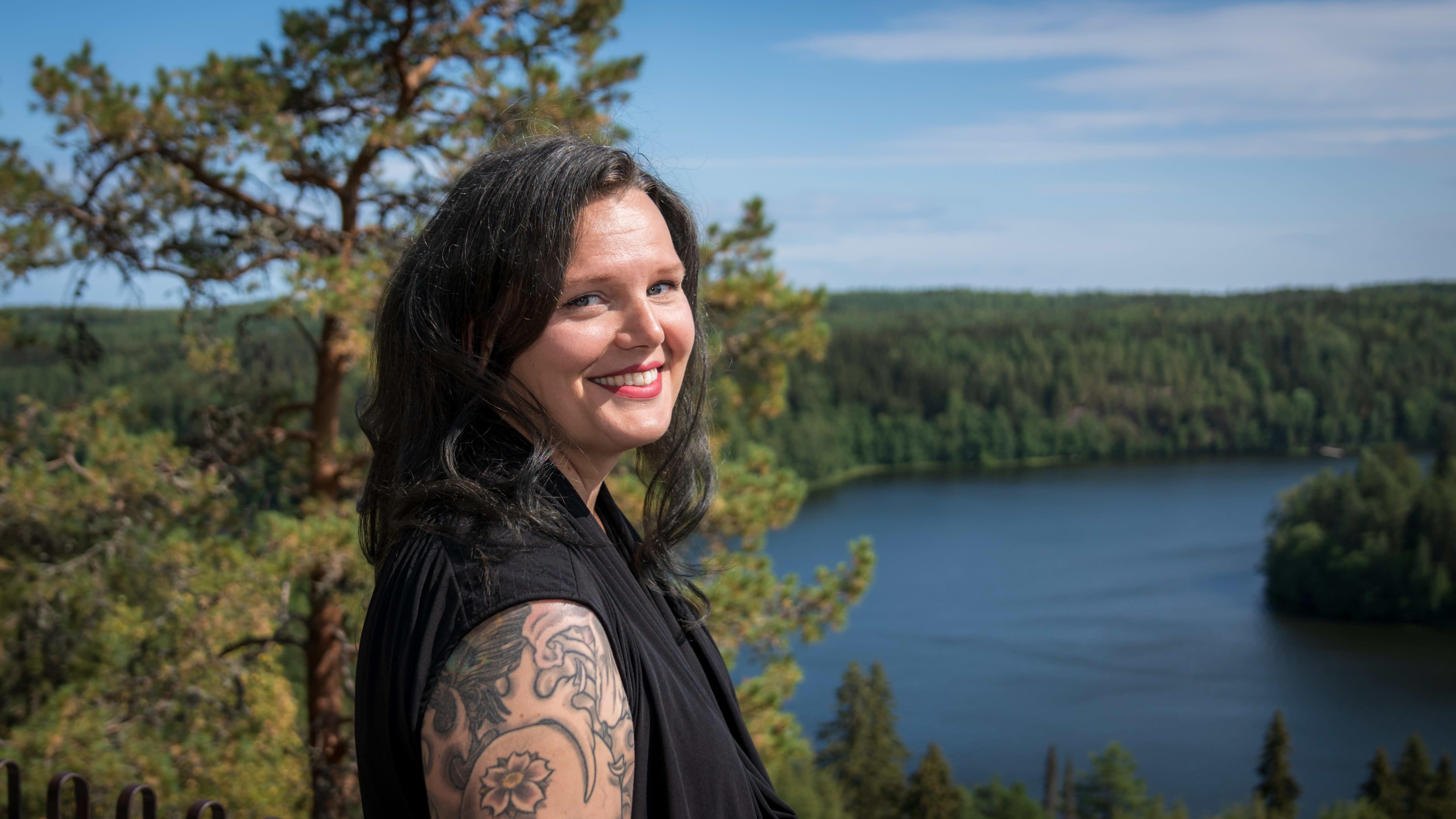Niina Mero, kirjailija