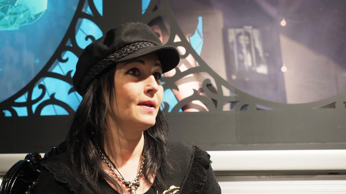 Tuula Teräväinen, projektikoordinaattori, A Nightwish Story