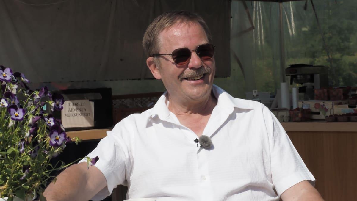 Savon Kuidun hallituksen puheenjohtaja Pekka Nykänen