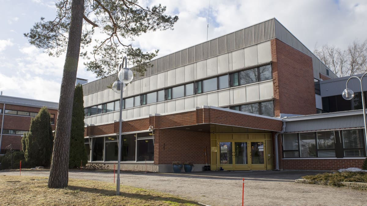 Jehovan todistajien Suomen haaratoimisto.