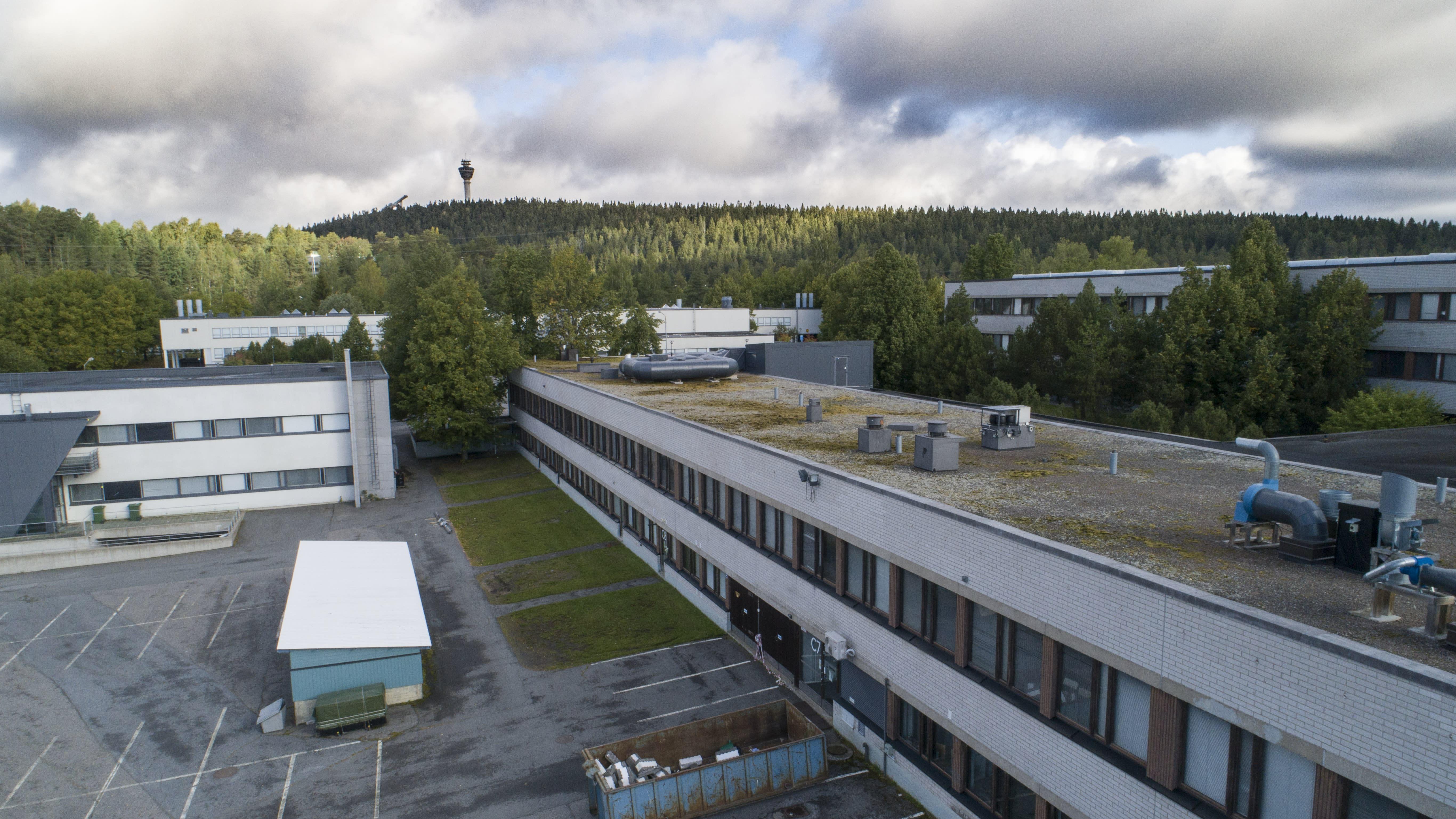 Puijonkuppee on sana, josta on kiistelty tänä syksynä Kuopiossa