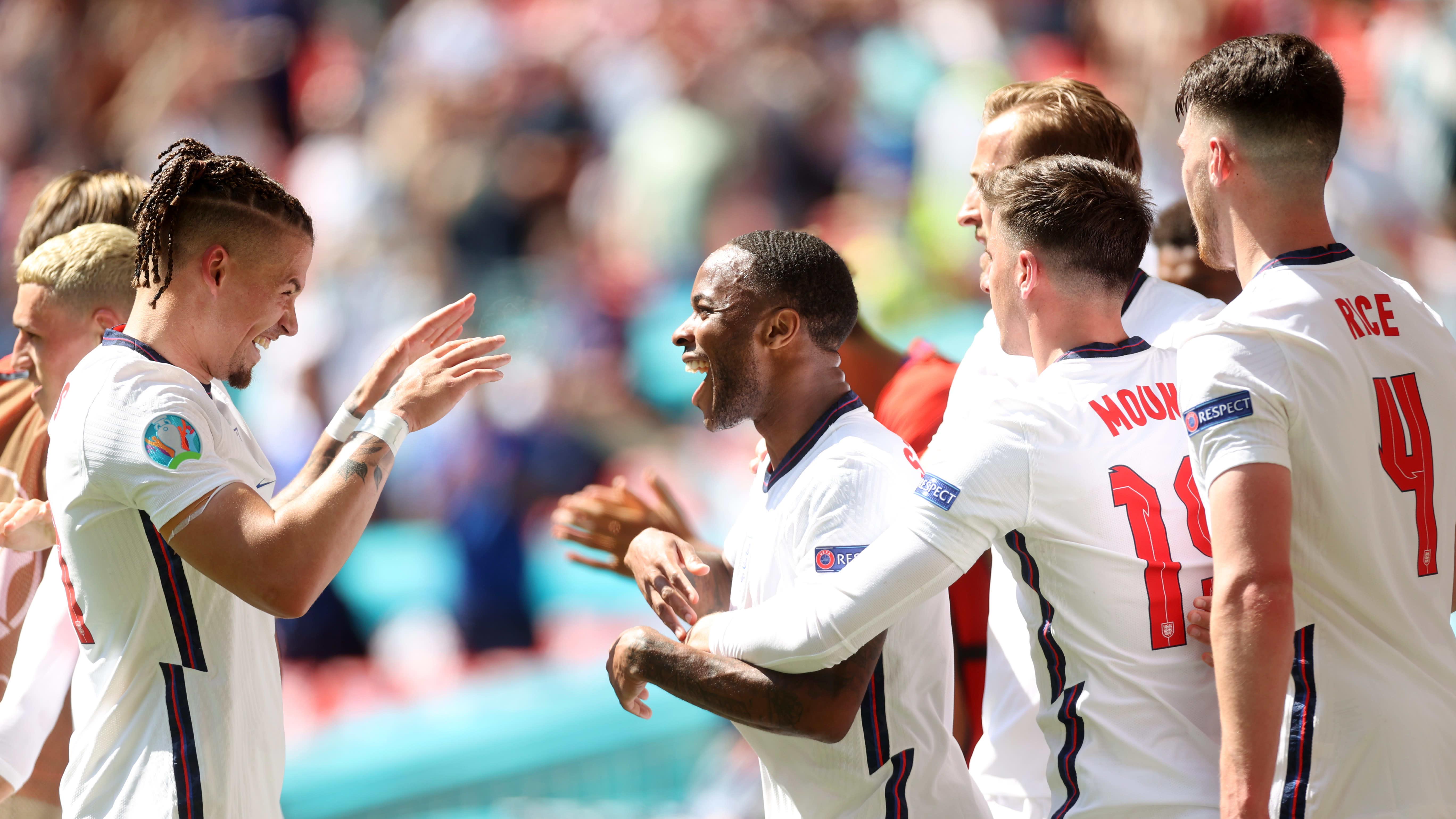 Englannin 1–0-voittomaali