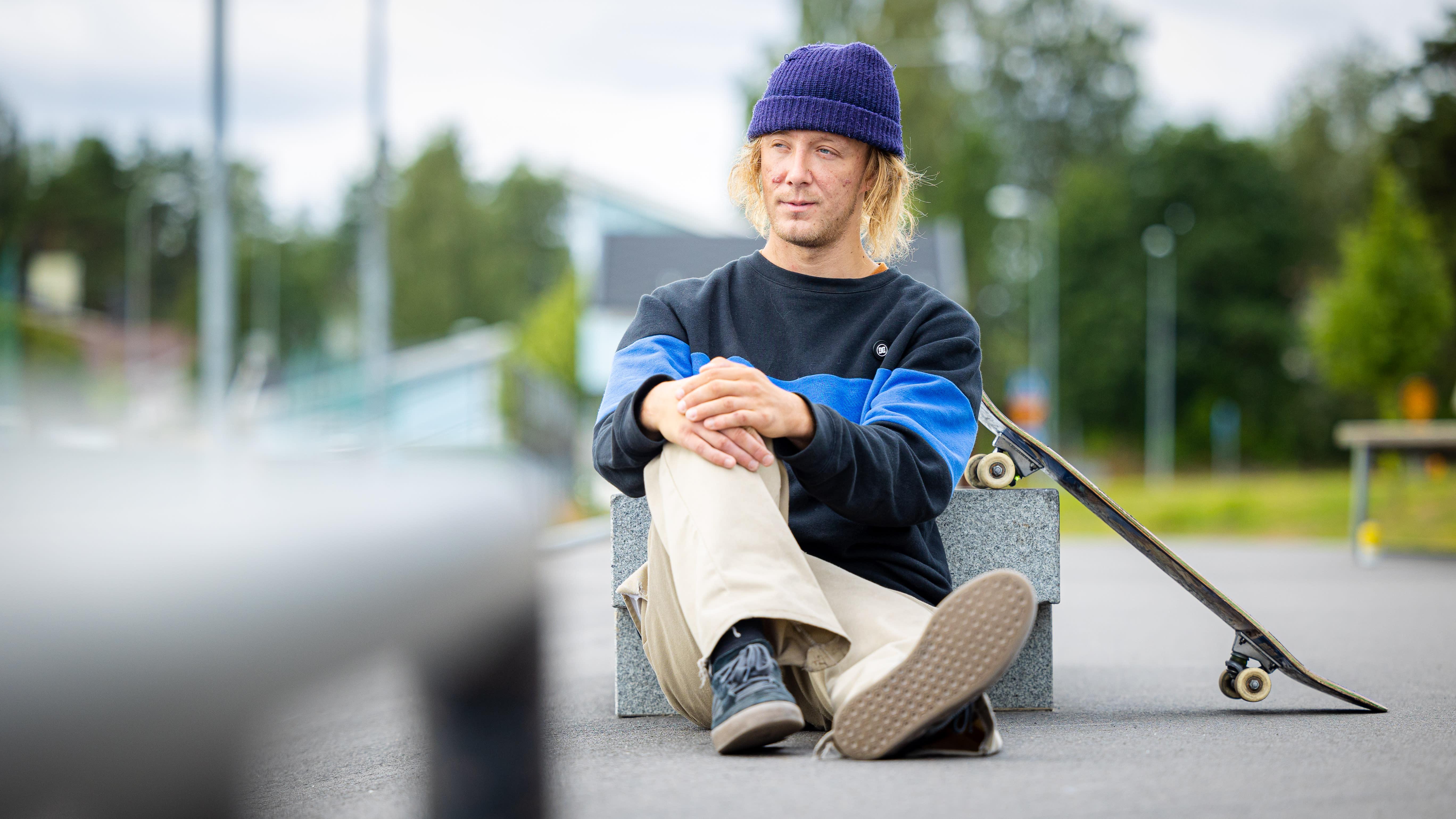 Lapsena Jaakko Pesosen kallo puristi hänen aivonsa kasaan, mutta nyt hän on Euroopan huippuja amatööriskeittauksessa.