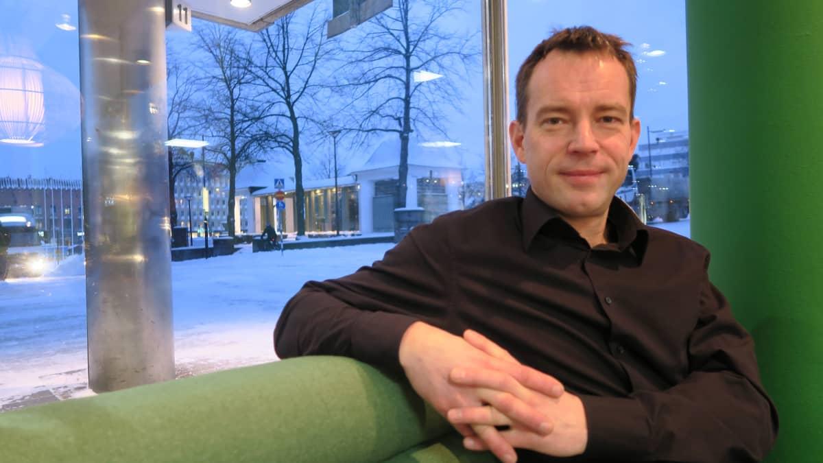 Juha Prittinen kuvassa