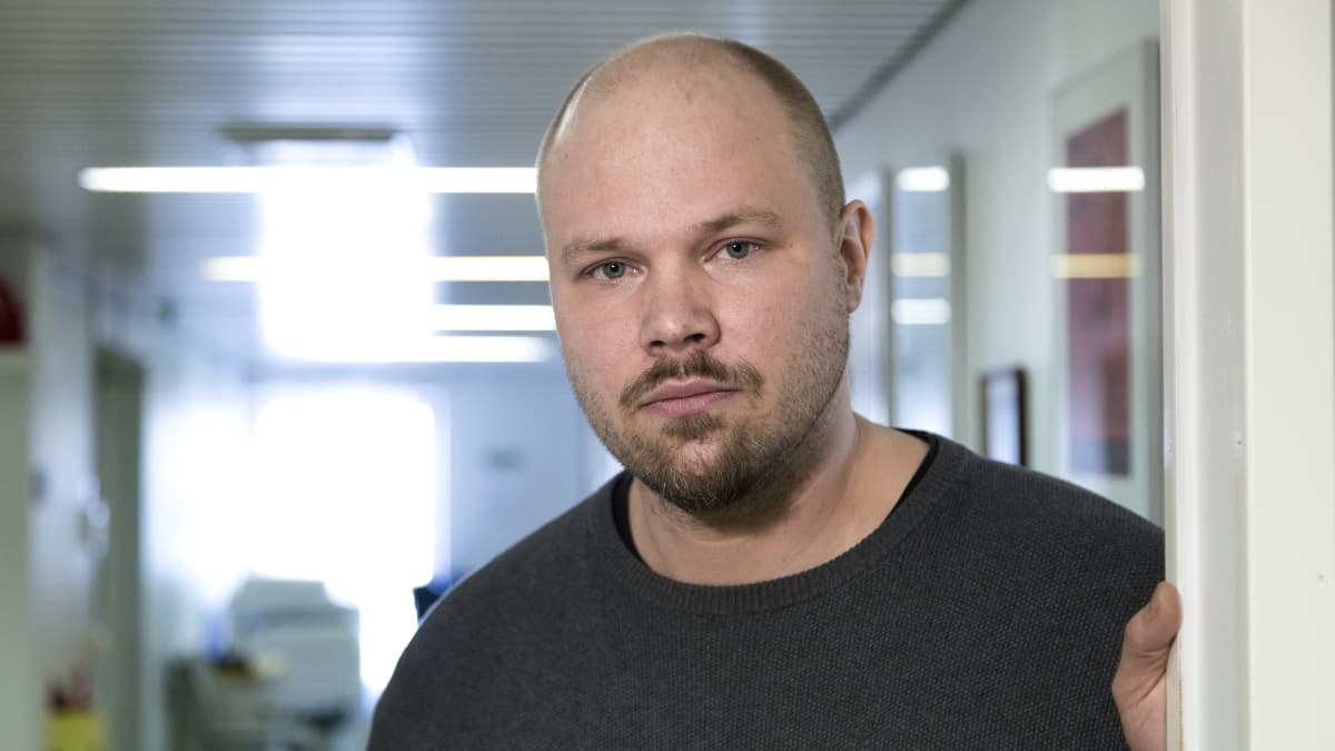 henkilökuva Jukka Haapakoskesta