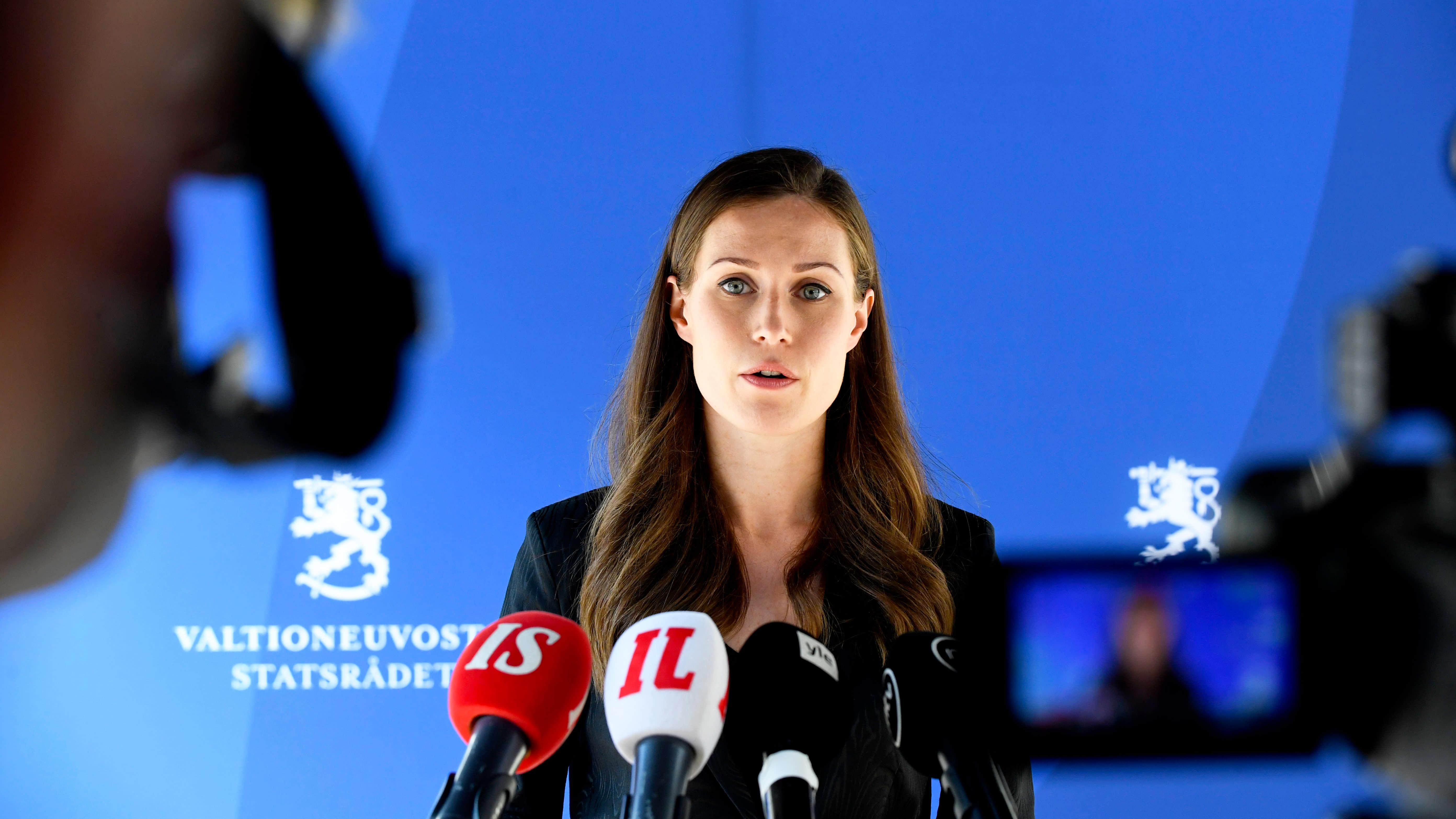 Pääministeri Sanna Marinin info rahapelituottojen kompensaatiosta