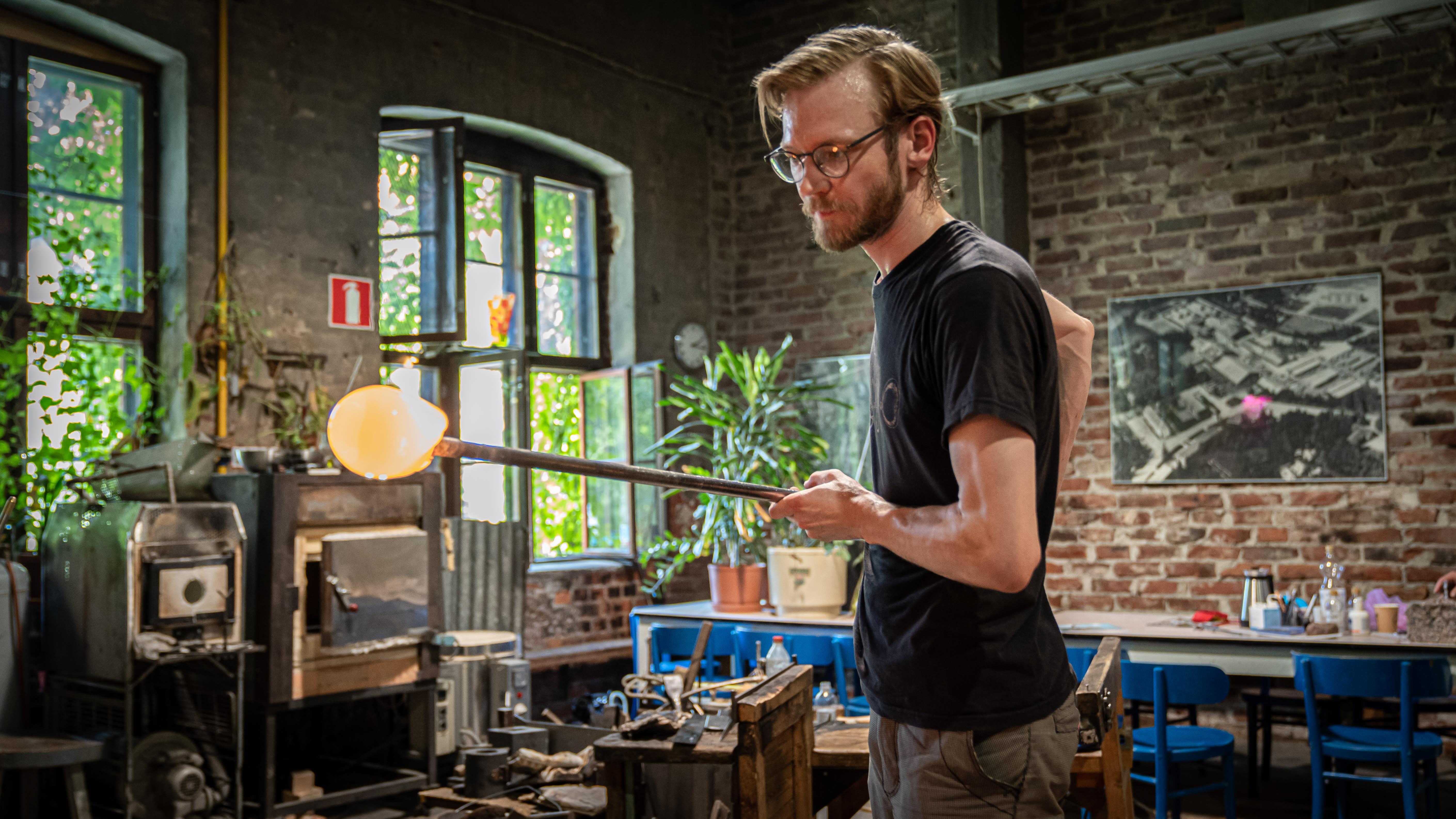 Suomi ajaa lasinpuhallusta Unescon aineettoman kulttuuriperinnön luetteloon