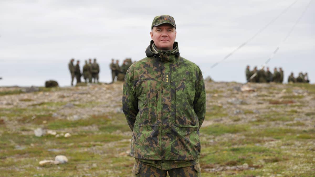 Kapteeni Mikko Heikkilä