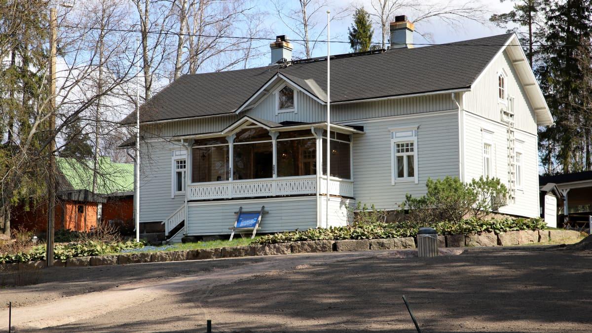 Villa Munkholma