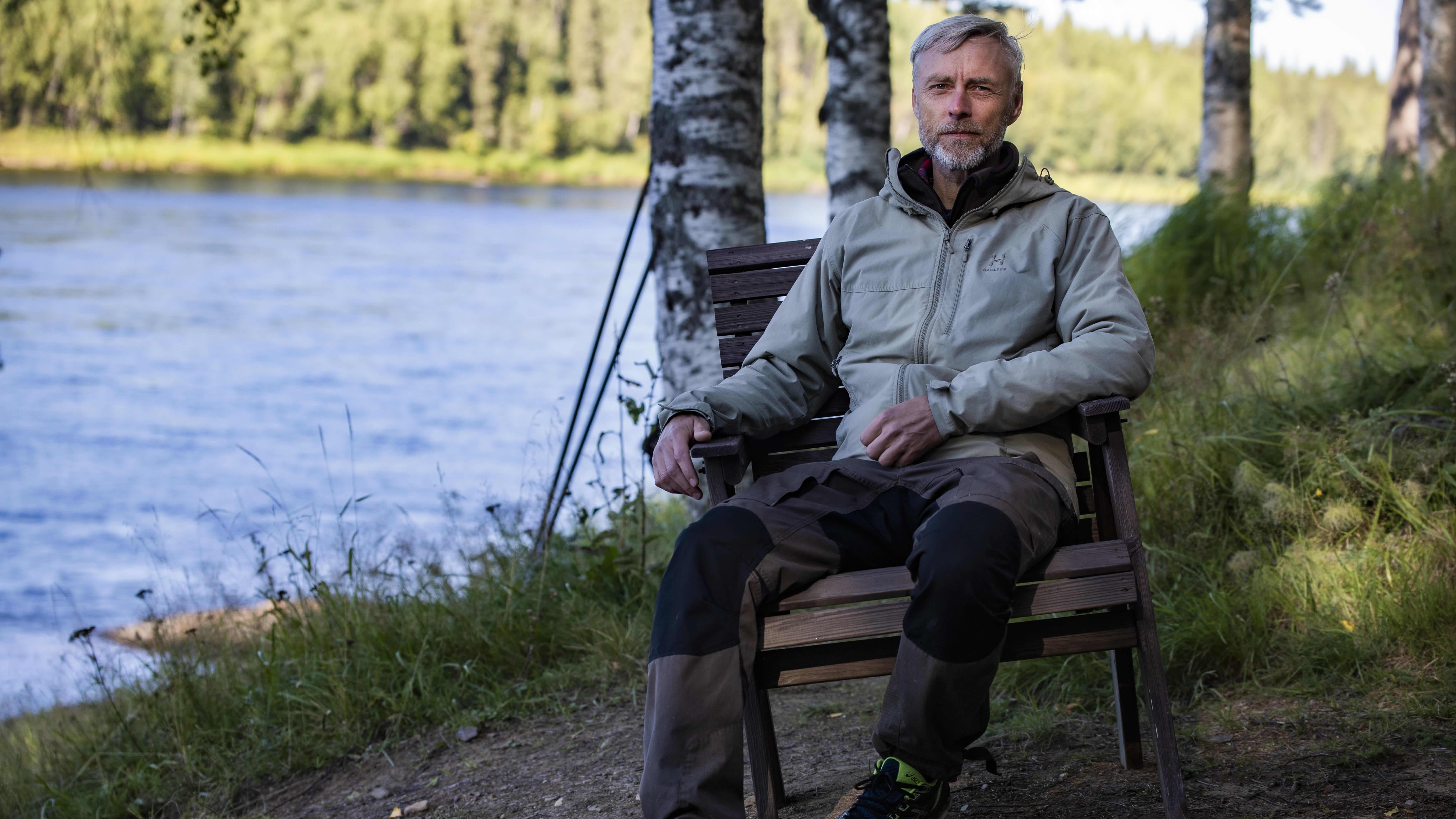Kyttyrälohi ei ole onnistunut valloittamaan Itämerta, mutta ei se mahdotonta ole, sanoo tutkija Atso Romakkaniemi
