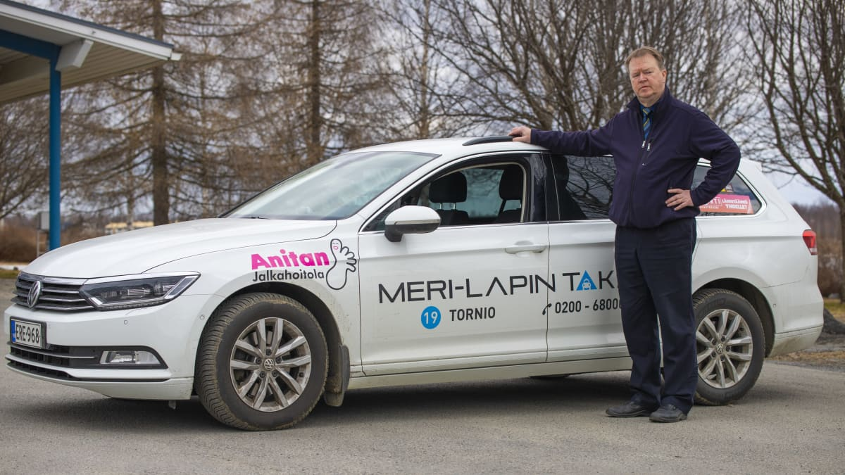Taksinkuljettajat kiittävät taksilain uudistusta