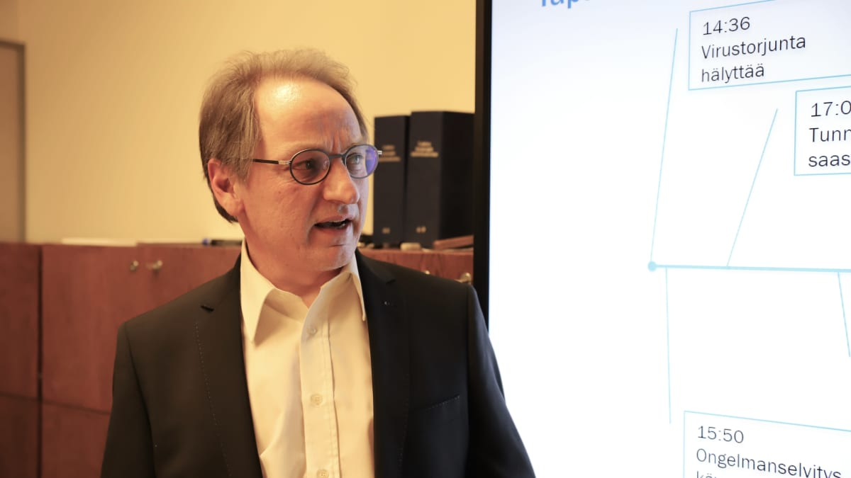 Lahden tietohallintojohtaja Marko Monni