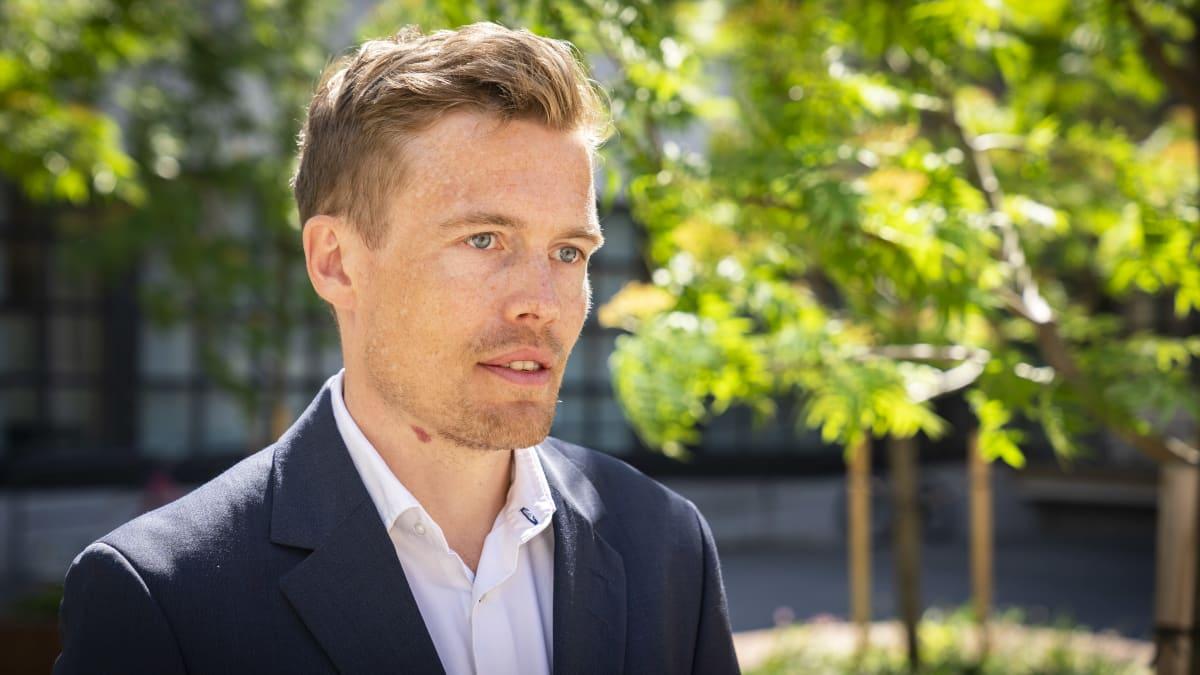 Nordean ekonomisti Juho Kostiainen