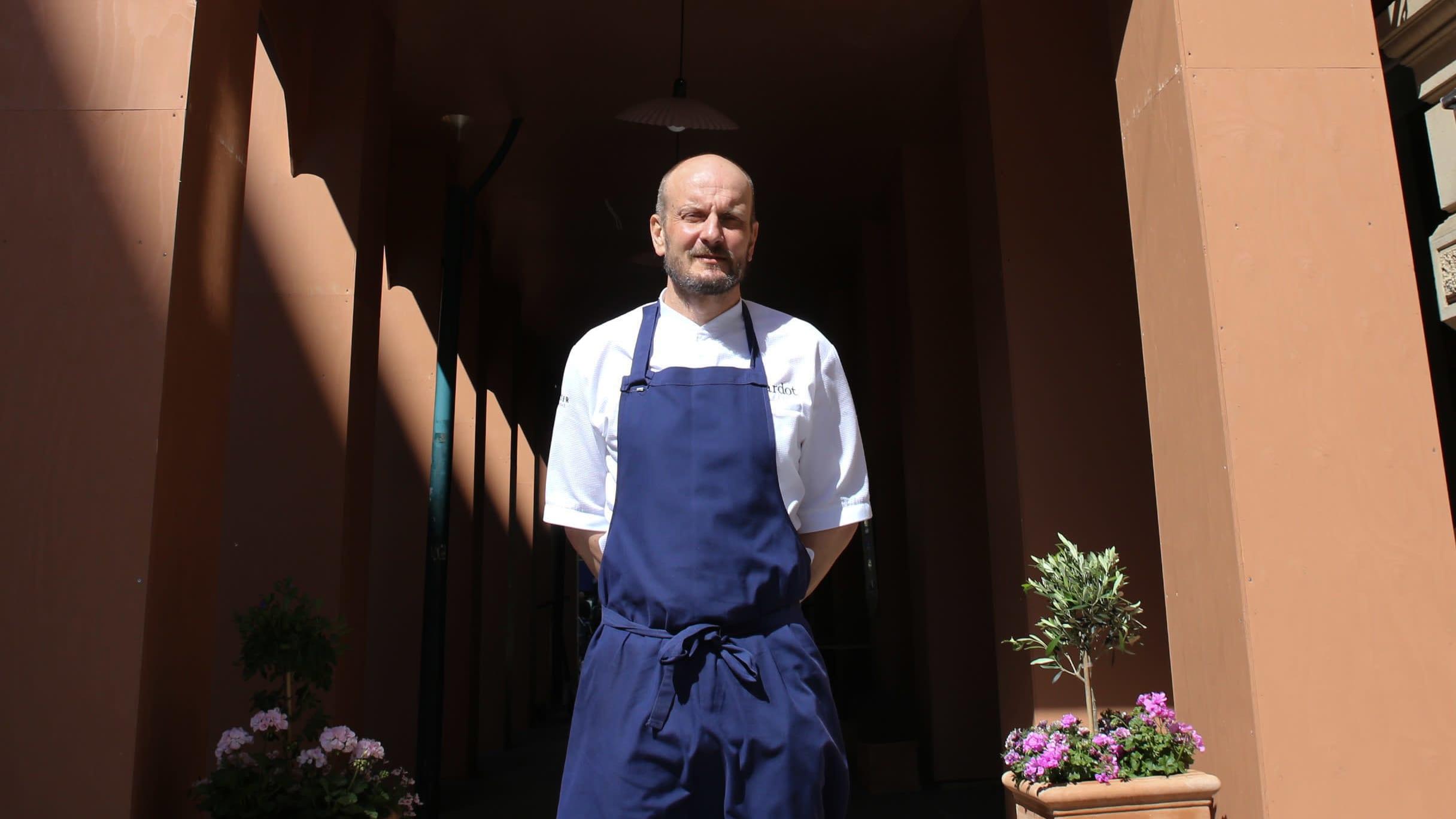 Hans Välimäki, ravintoloitsija, ravintola Bardot.