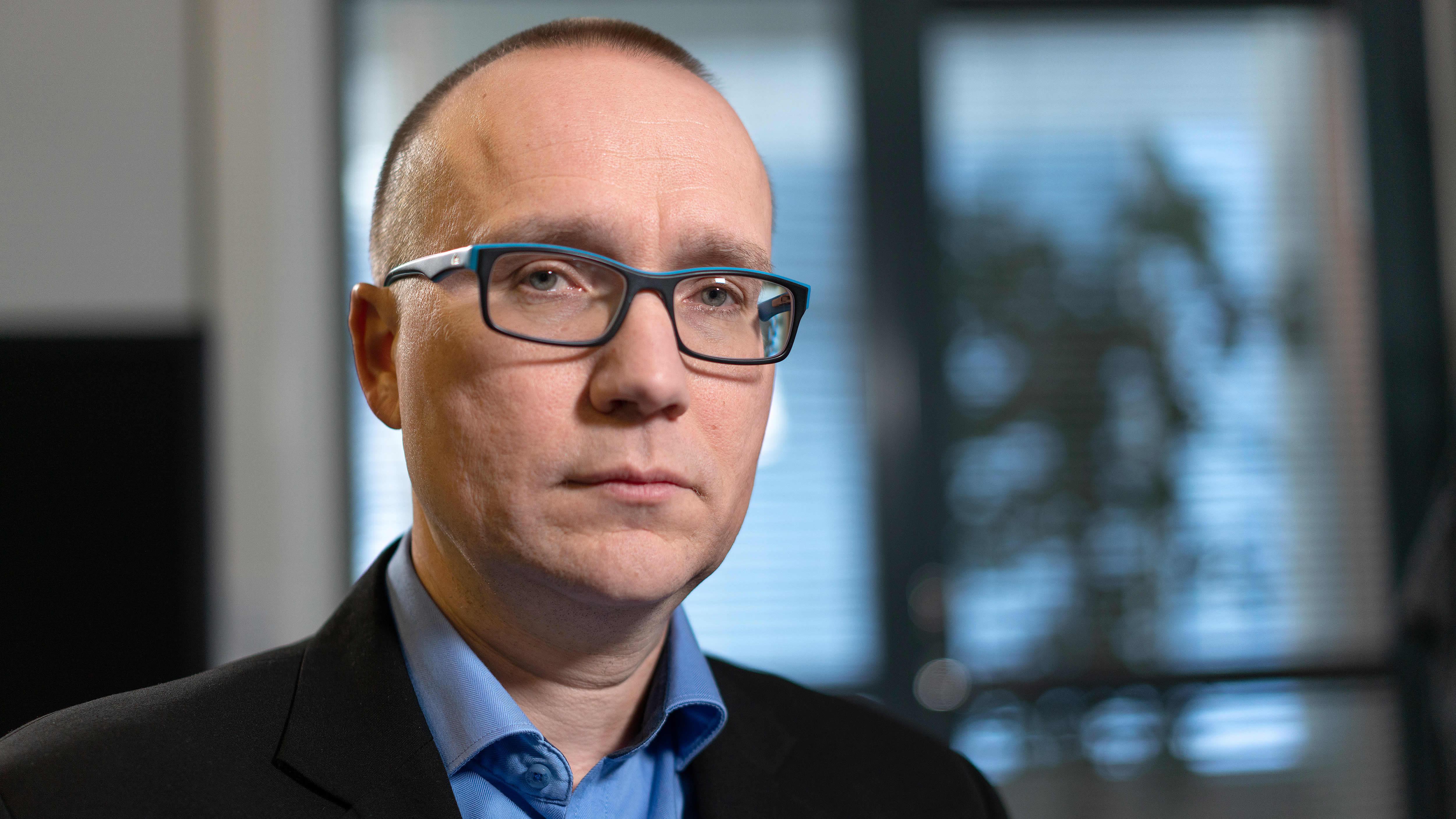Keskusrikospoliisin Pekka Vasara