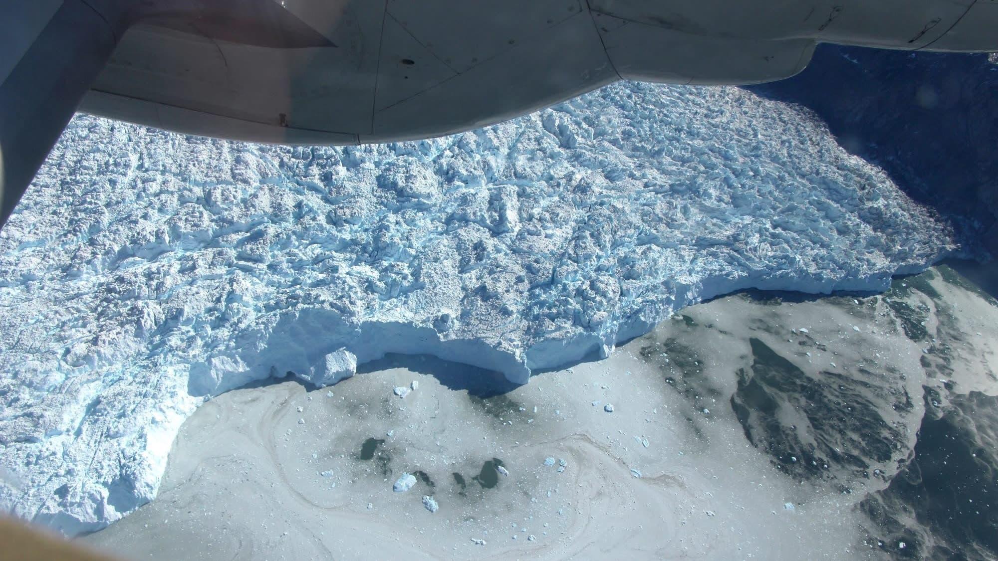 Näin pohjoisen napa-alueen jääpeite on kutistunut 40 vuodessa