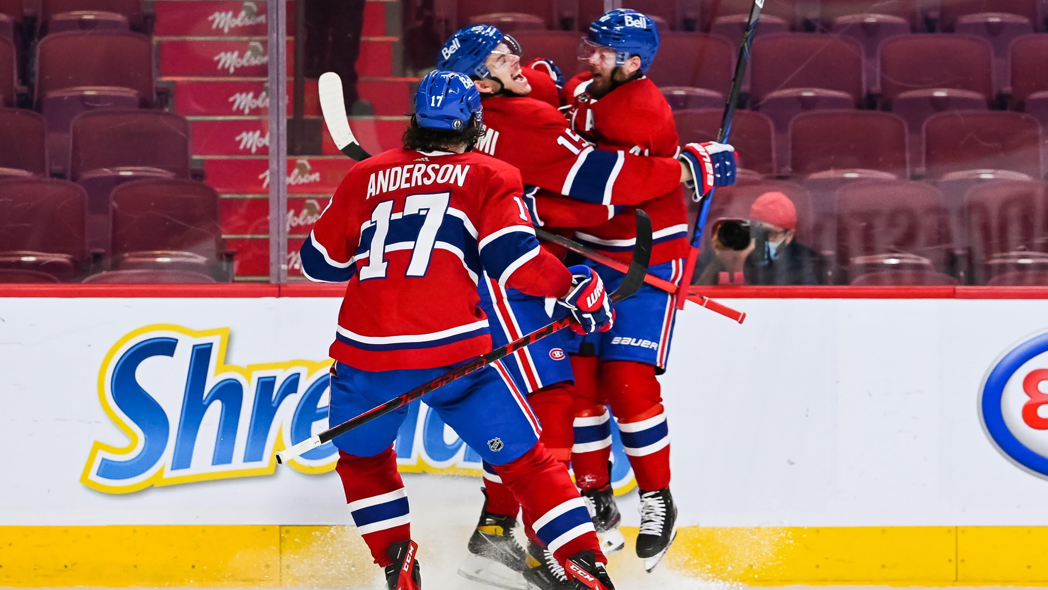 Jesperi Kotkaniemi nousi Montreal Canadiensin sankariksi jatkoaikamaalillaan.